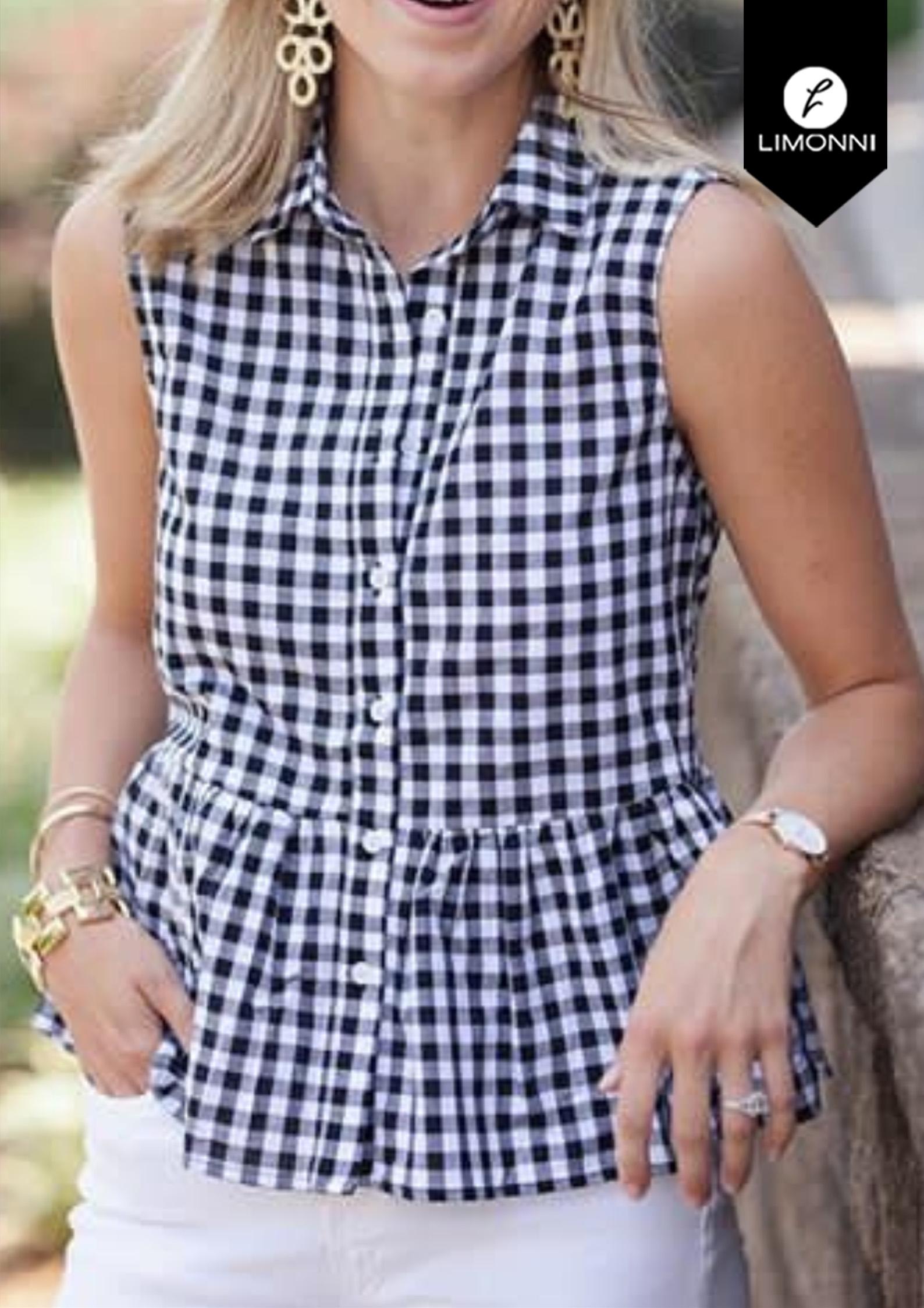 Blusas para mujer Limonni Bennett LI1293 Camiseras