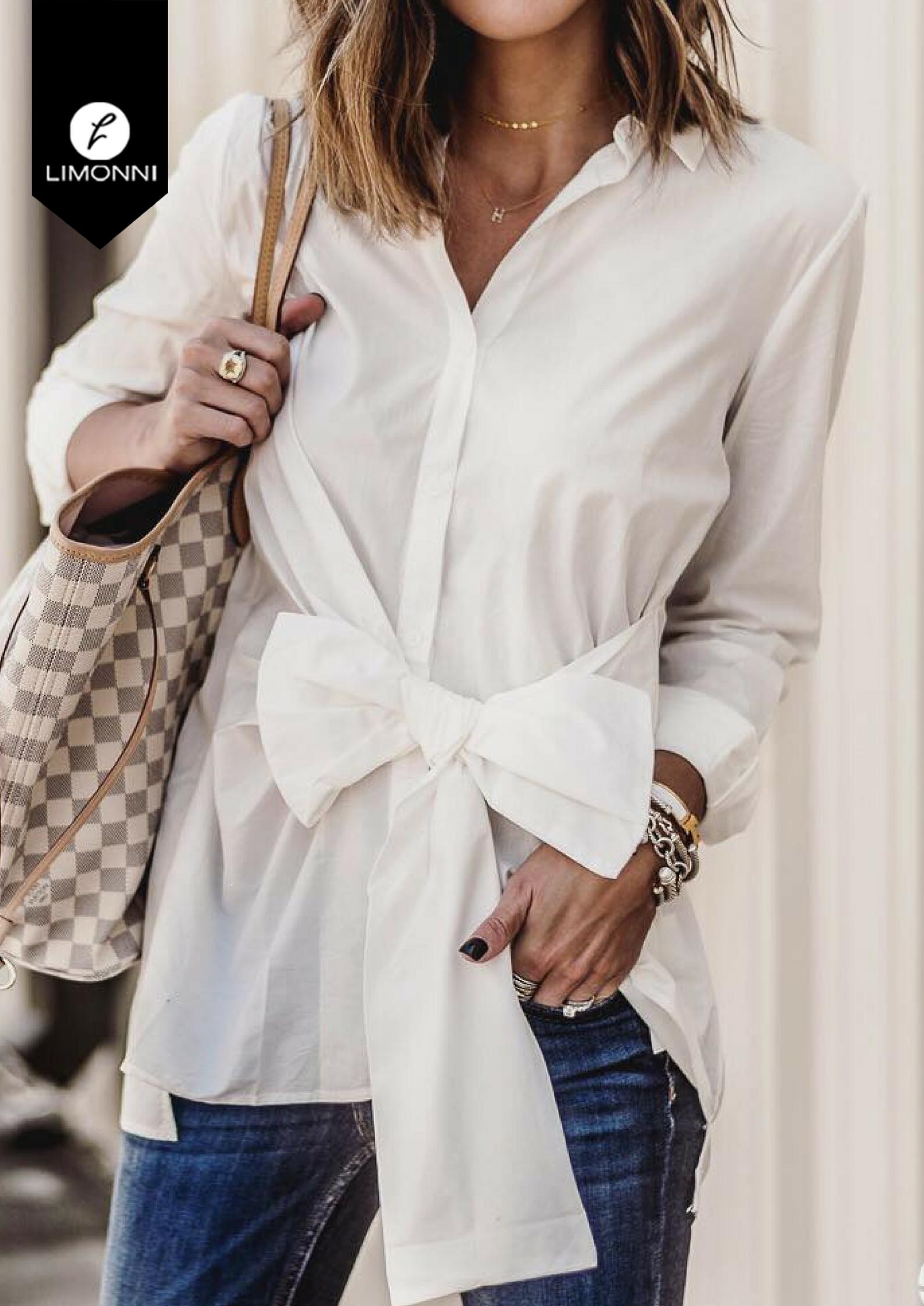 Blusas para mujer Limonni Bennett LI1295 Casuales