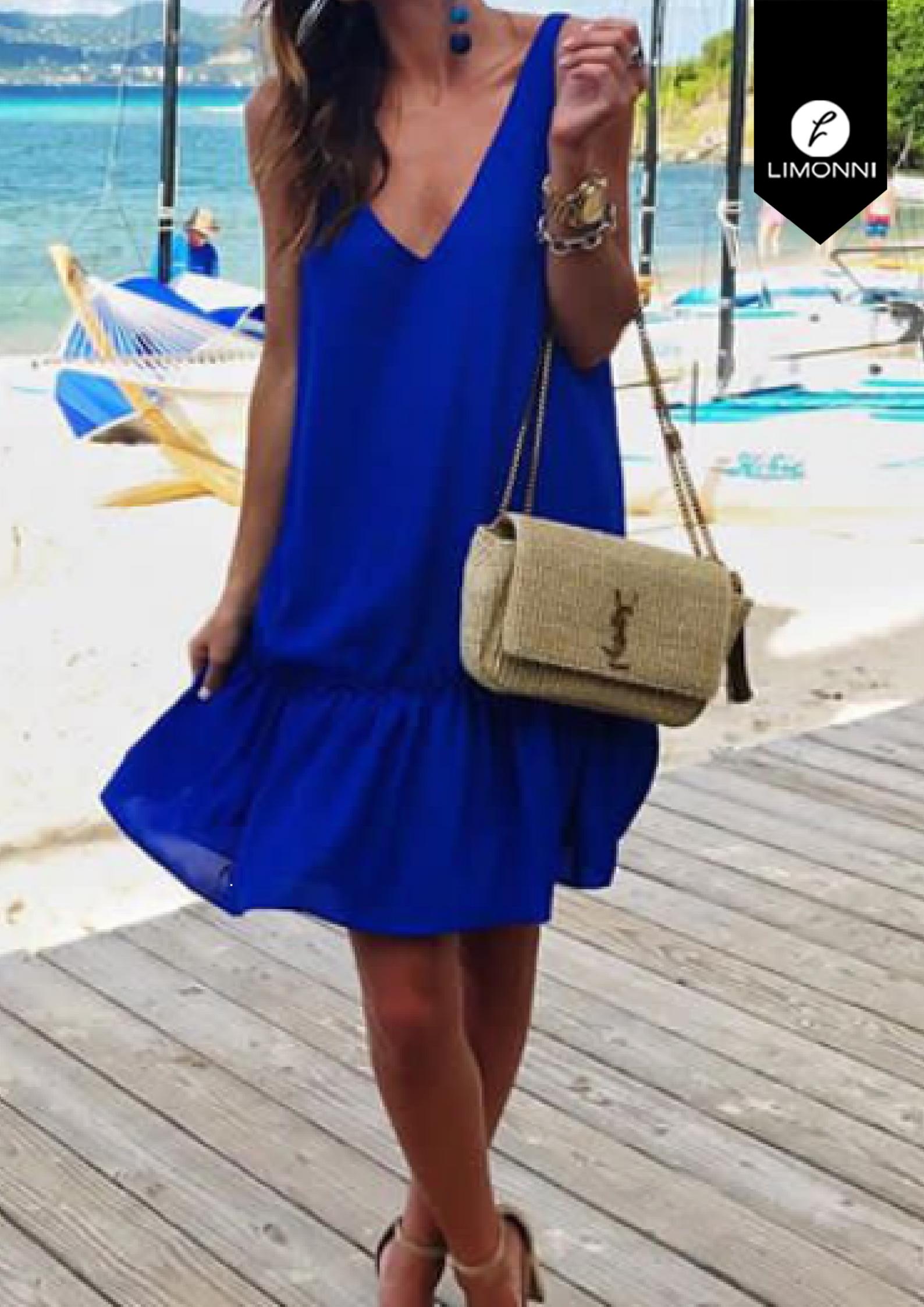 Vestidos para mujer Limonni Bennett LI1308 Cortos elegantes