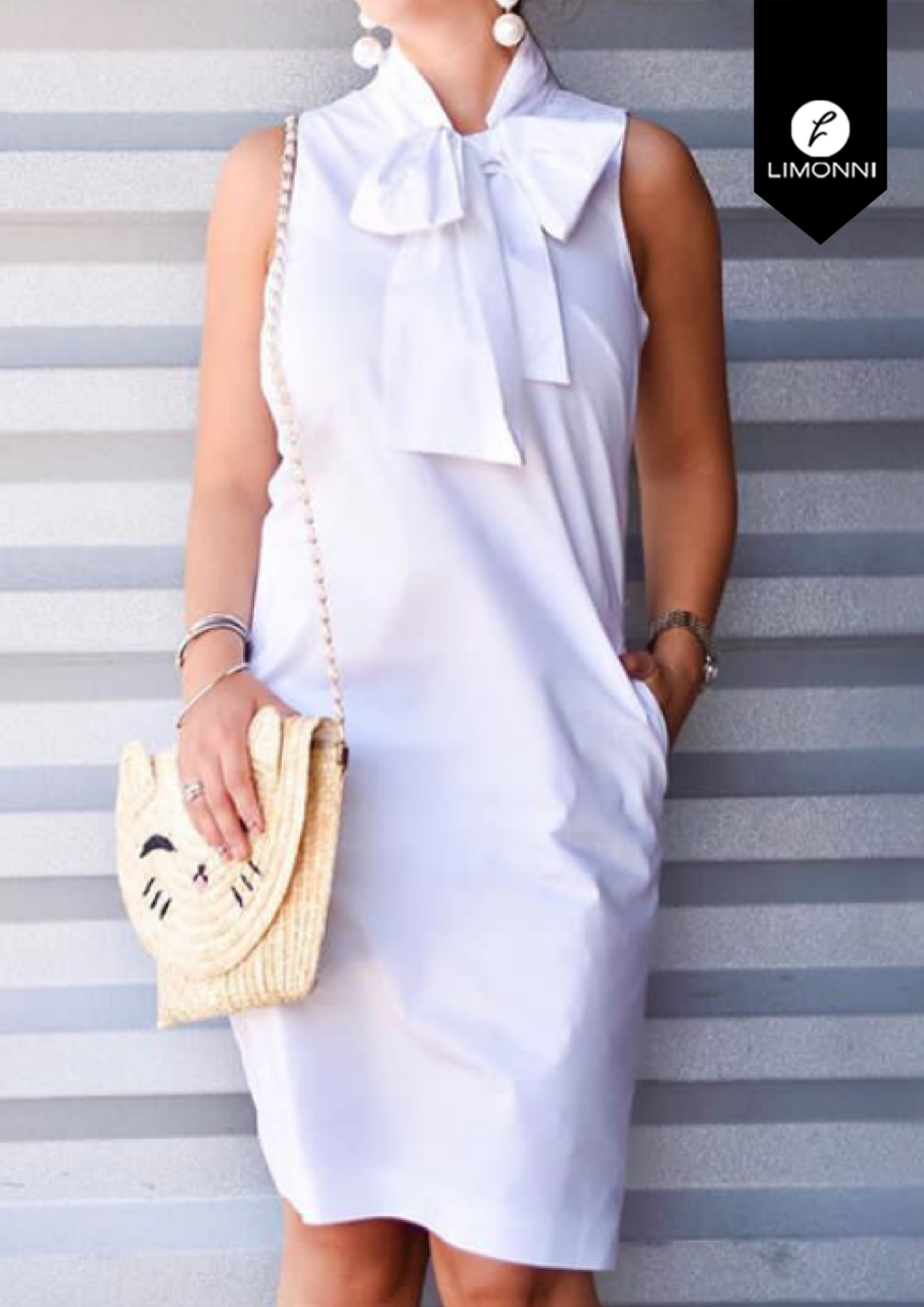Vestidos para mujer Limonni Bennett LI1309 Cortos elegantes