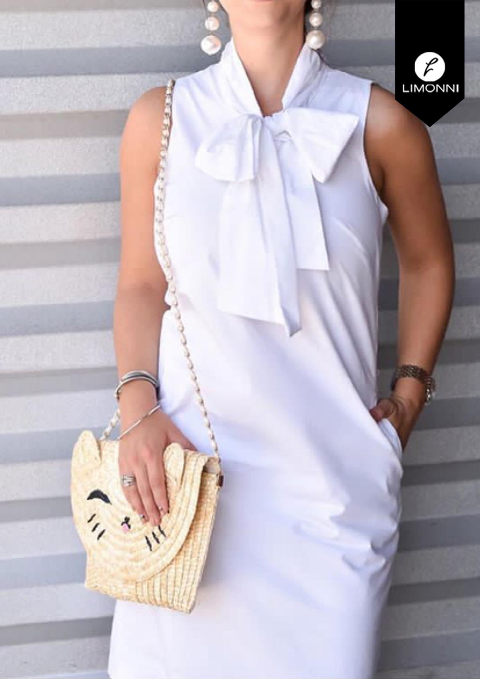 Vestidos para mujer Limonni Bennett LI1309 Cortos Casuales