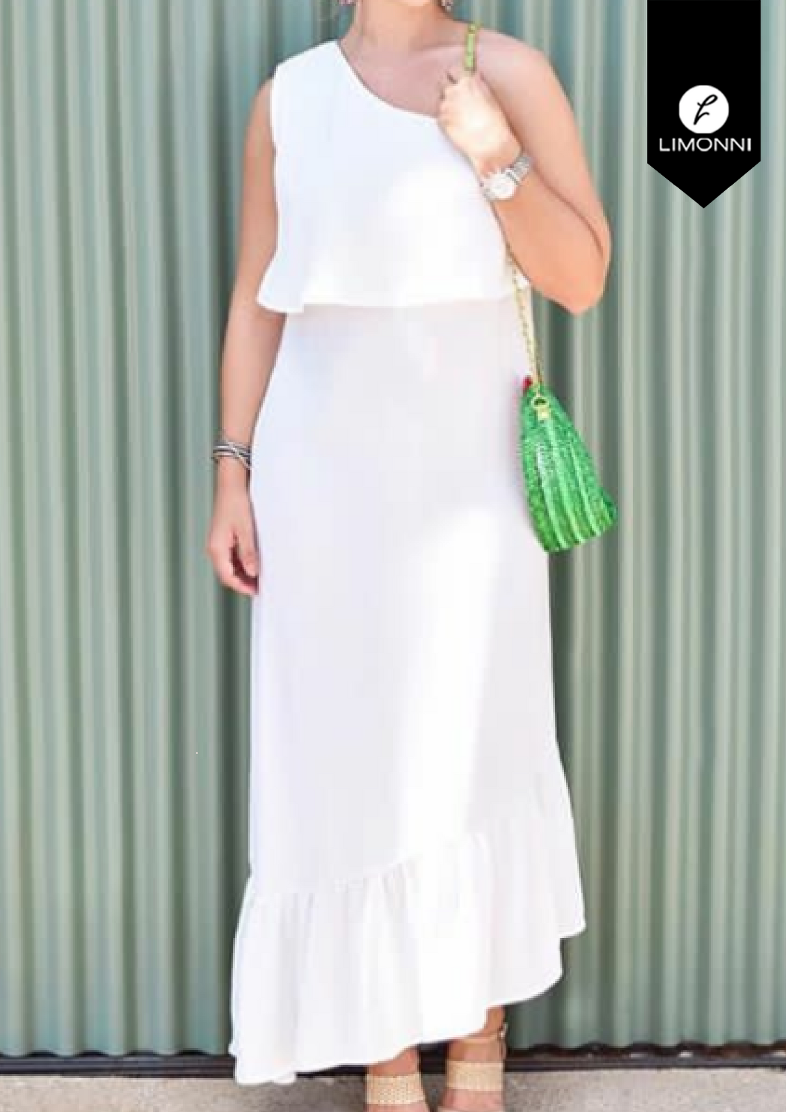 Vestidos para mujer Limonni Bennett LI1311 Maxidress