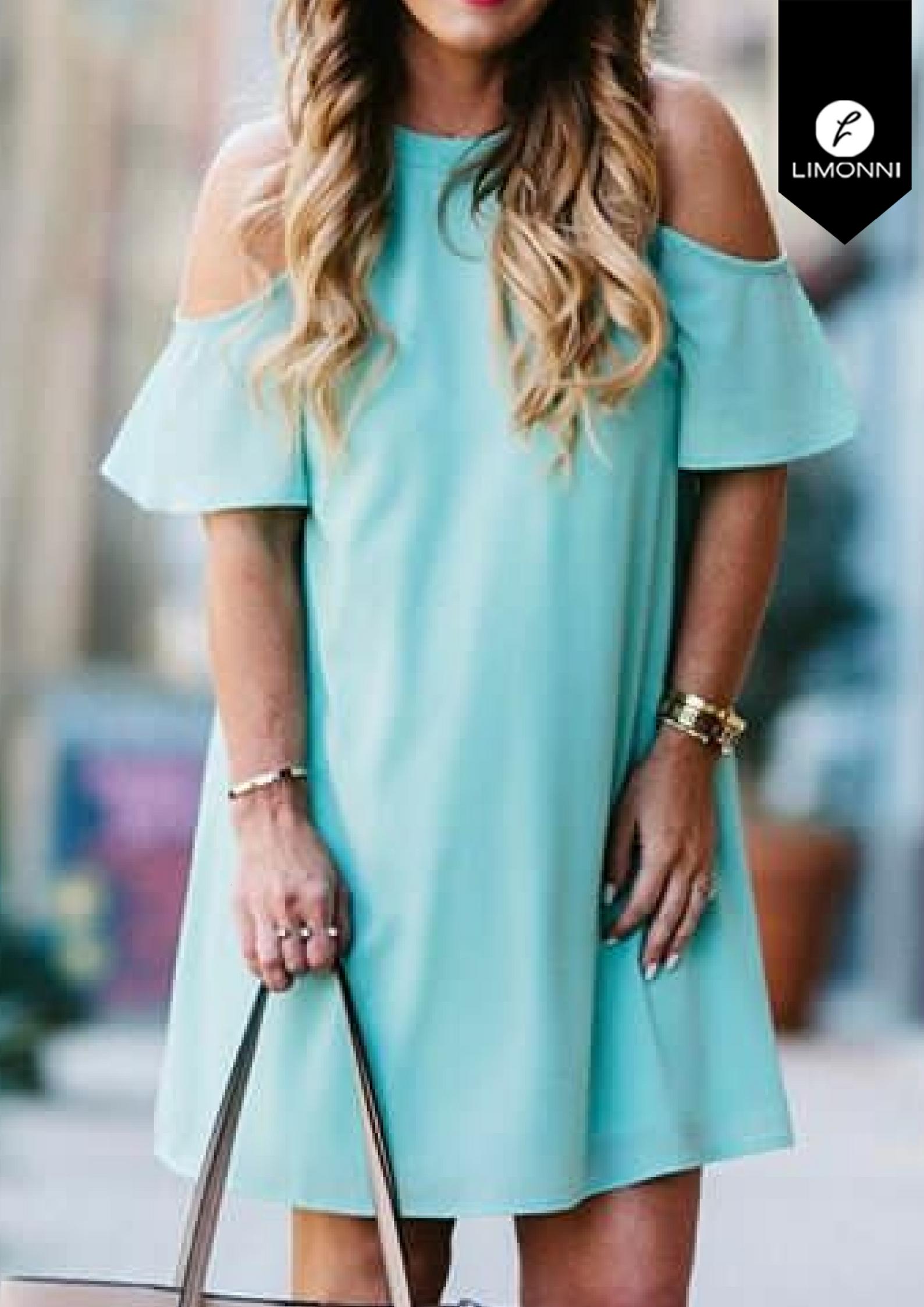 Vestidos para mujer Limonni Bennett LI1313 Cortos Casuales