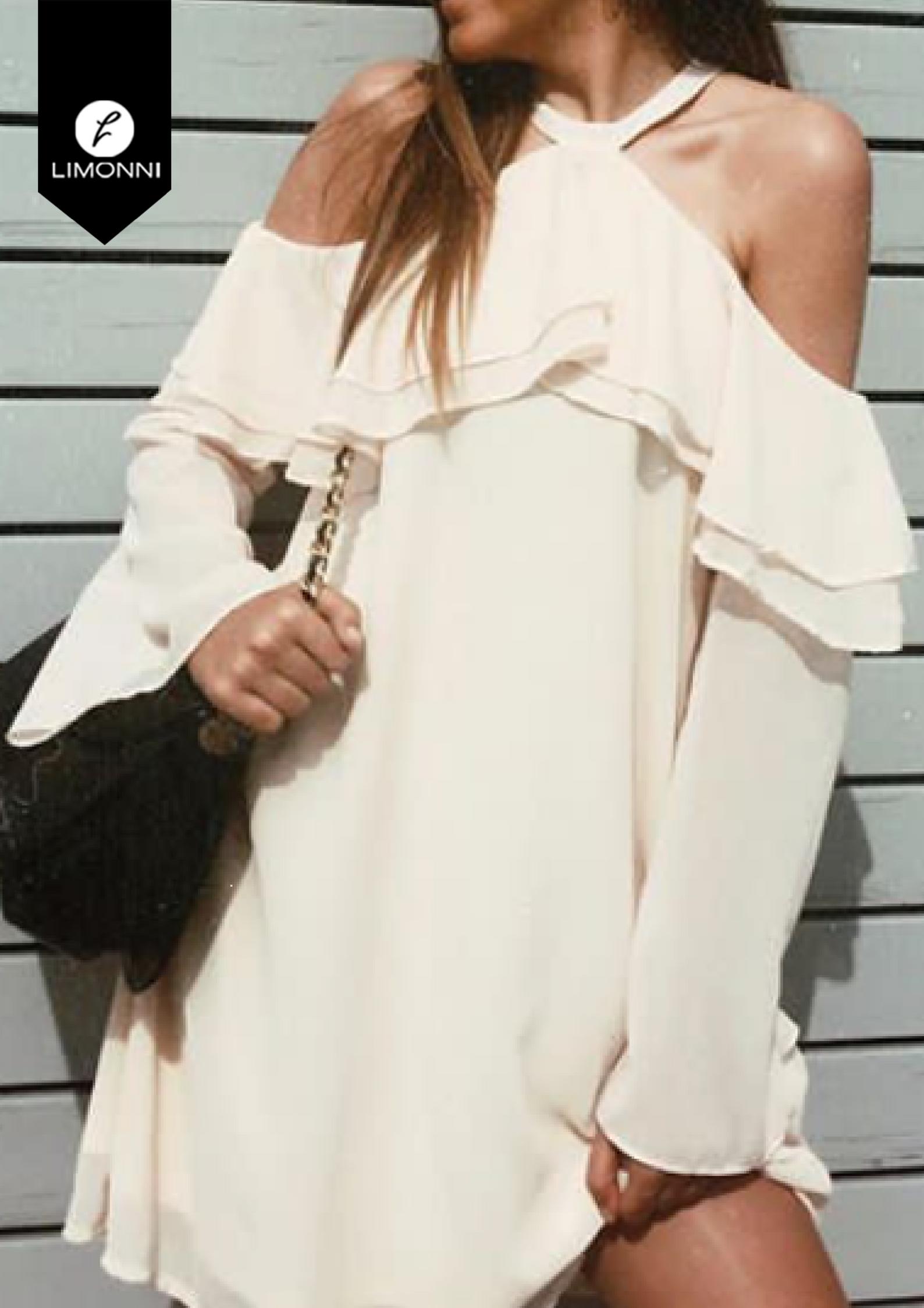 Vestidos para mujer Limonni Bennett LI1314 Cortos elegantes