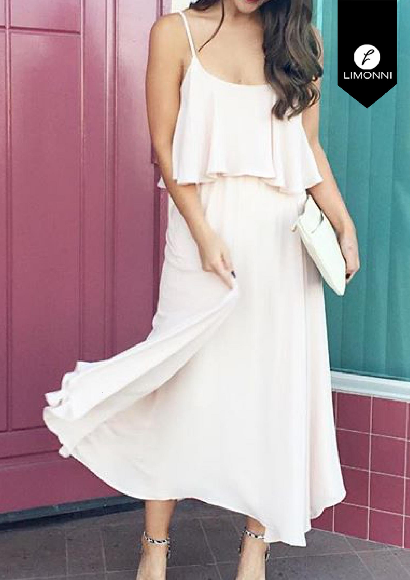 Vestidos para mujer Limonni Bennett LI1316 Maxidress