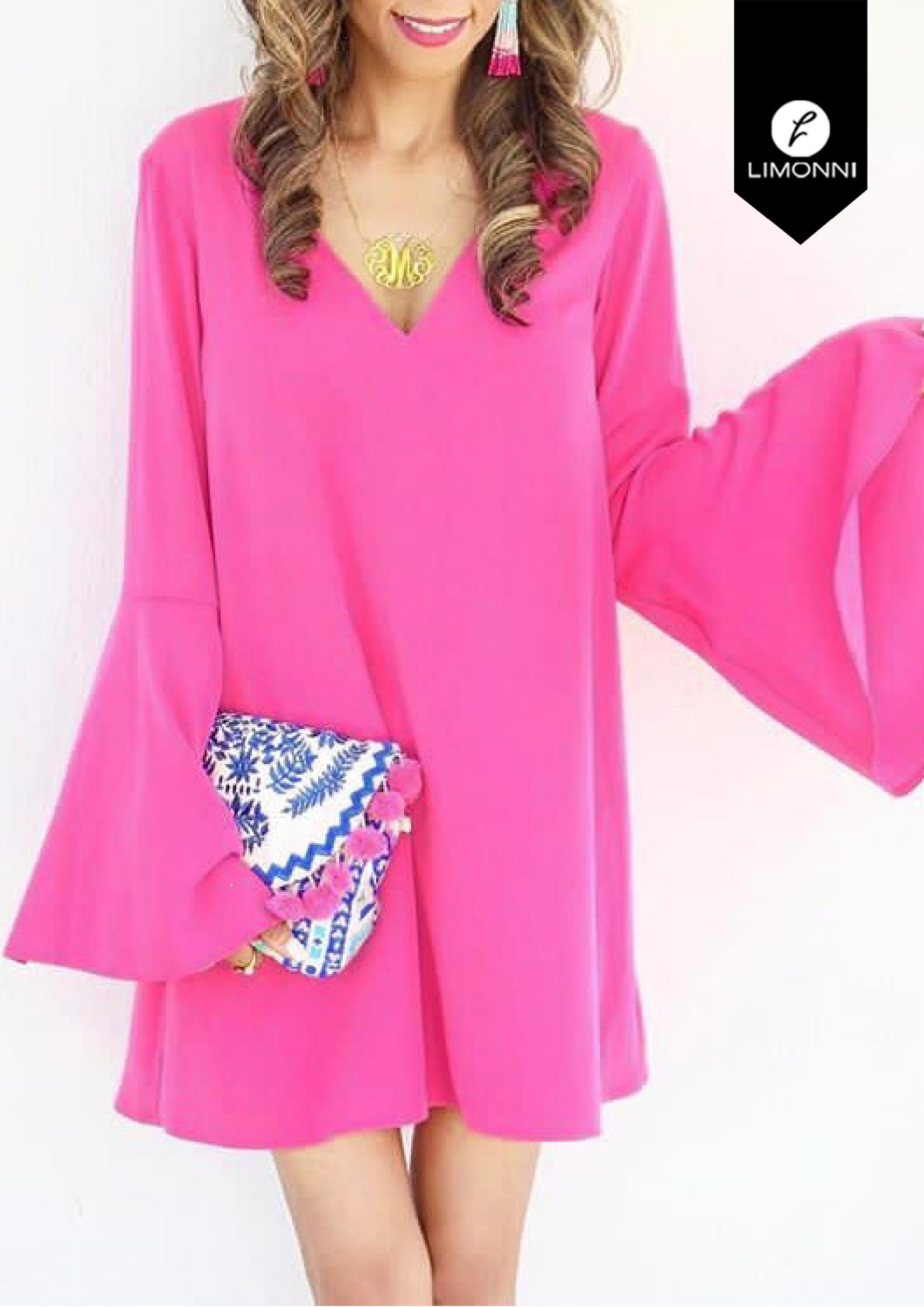 Vestidos para mujer Limonni Bennett LI1321 Cortos Casuales