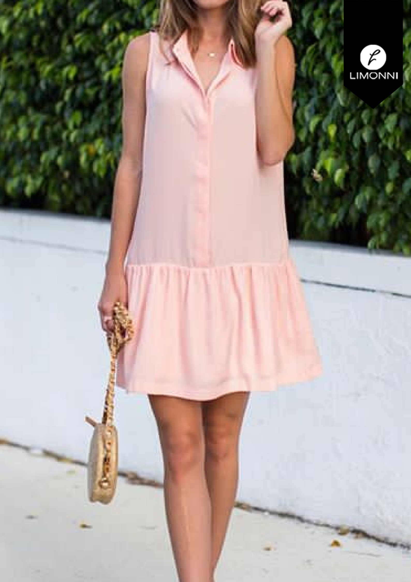 Vestidos para mujer Limonni Bennett LI1330 Cortos elegantes