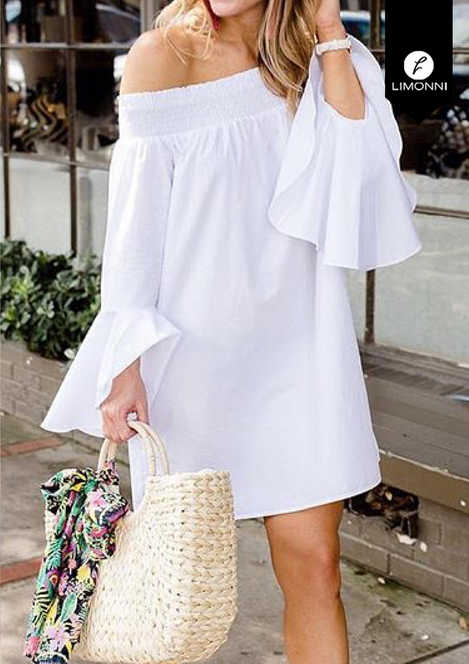 Vestidos para mujer Limonni Bennett LI1333 Cortos Casuales