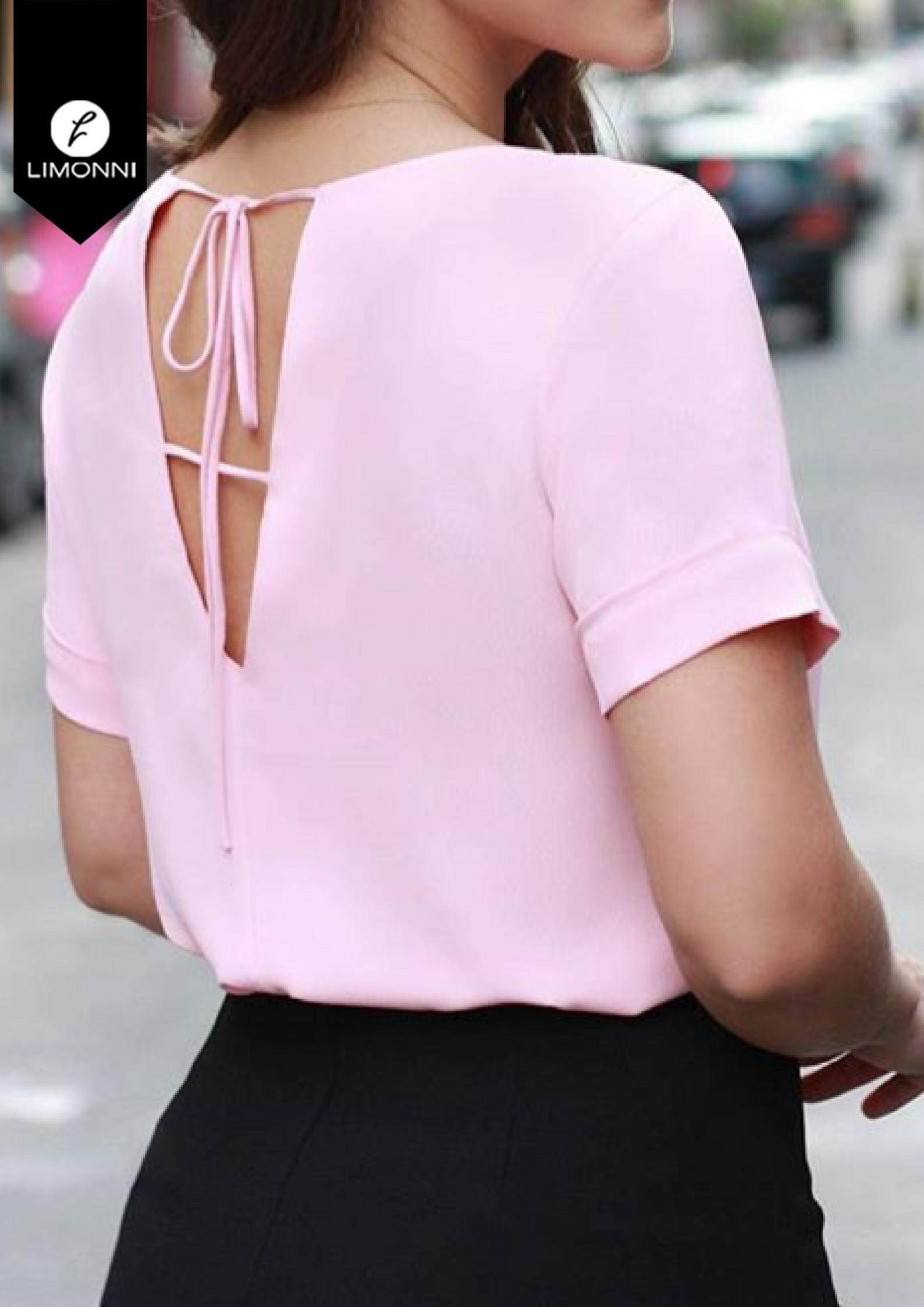 Blusas para mujer Limonni Bennett LI1337 Casuales