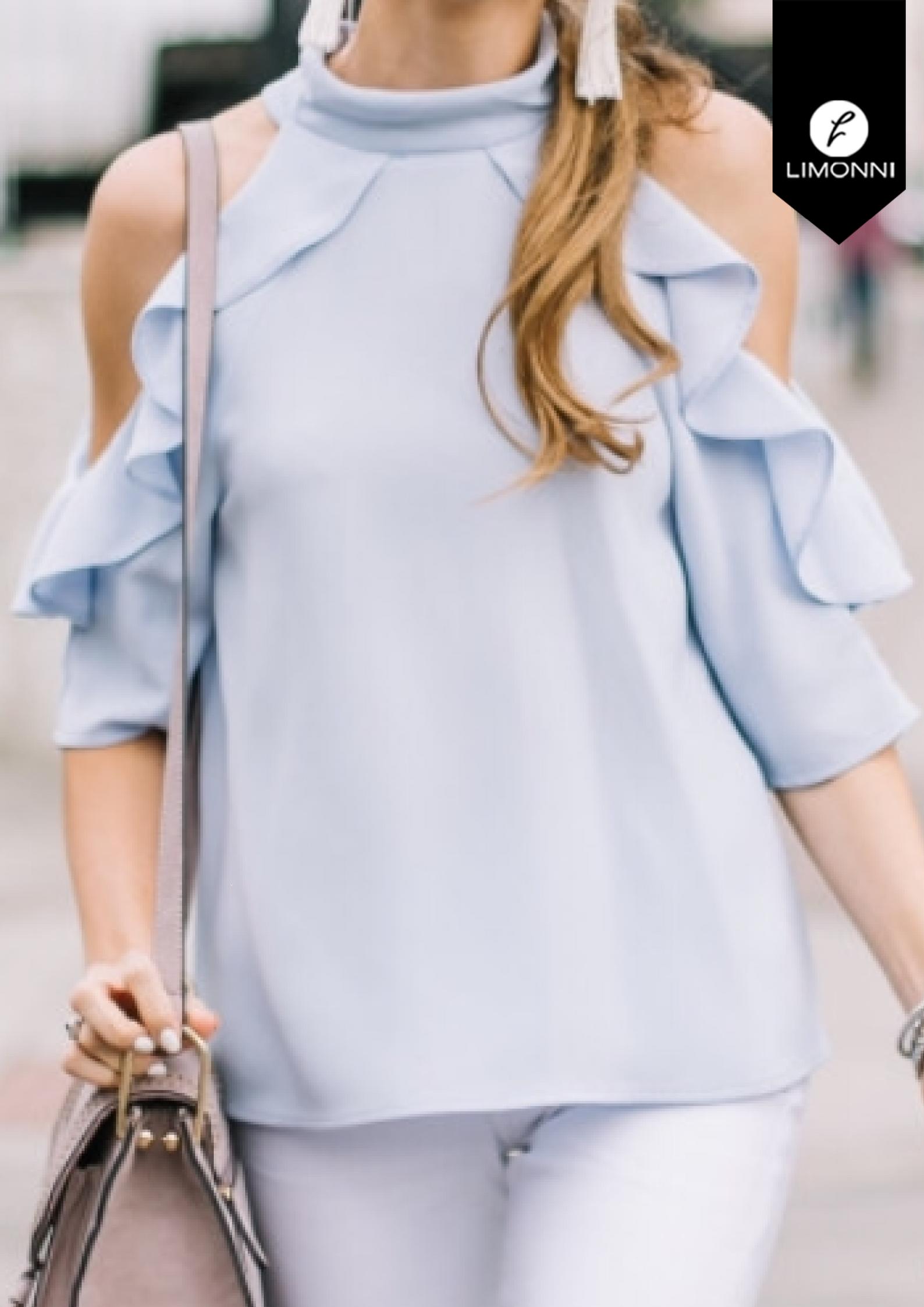 Blusas para mujer Limonni Bennett LI1338 Casuales