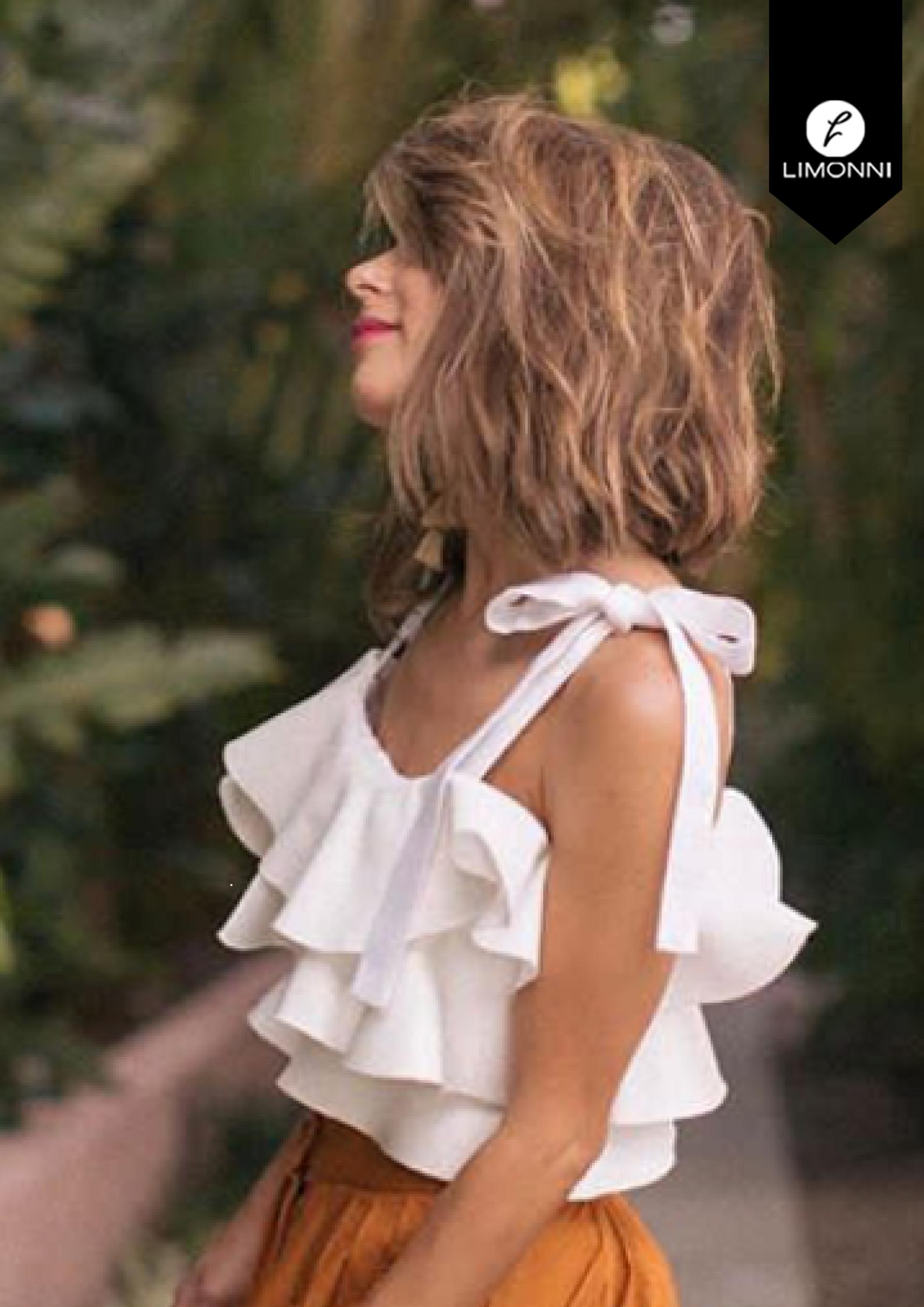 Blusas para mujer Limonni Bennett LI1339 Casuales