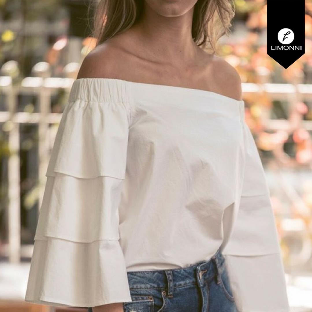 Blusas para mujer Limonni Bennett LI1343 Casuales