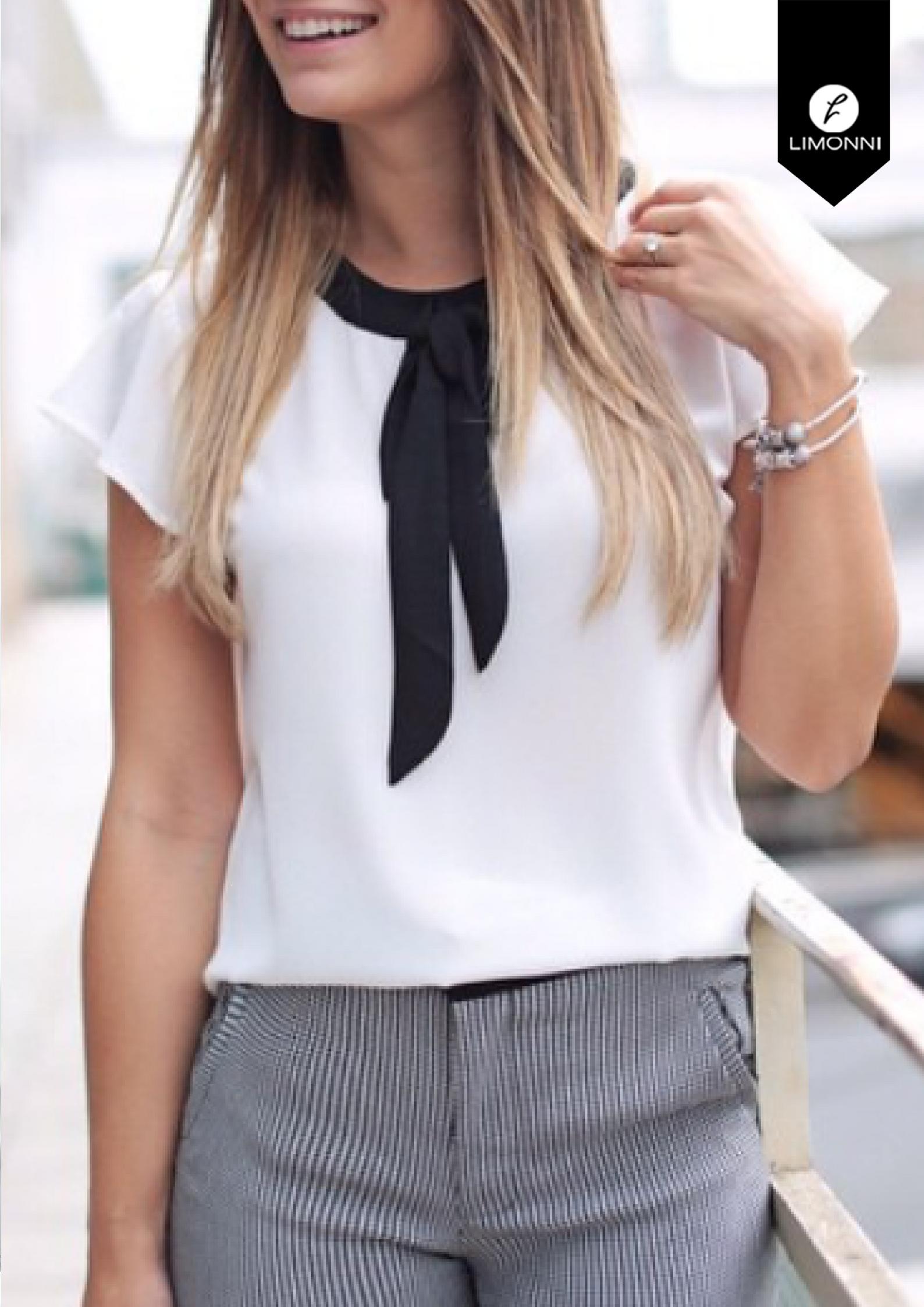 Blusas para mujer Limonni Bennett LI1346 Casuales