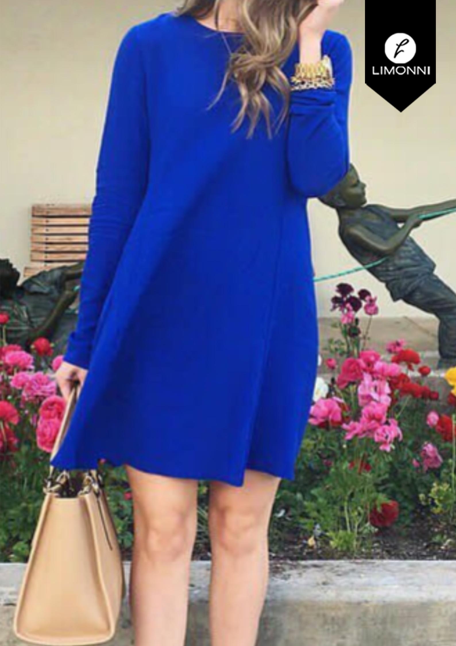 Vestidos para mujer Limonni Bennett LI1350 Cortos elegantes