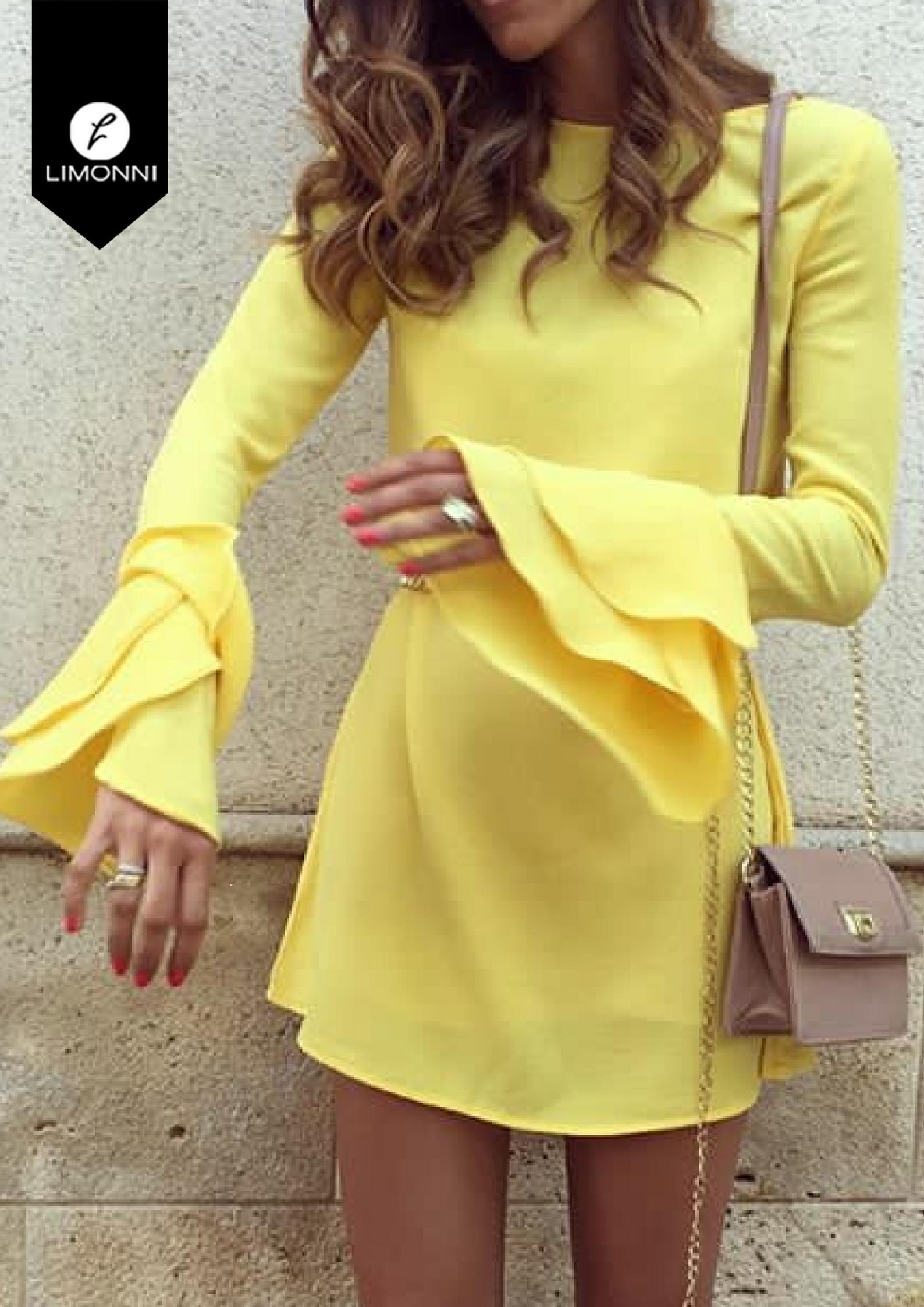 Vestidos para mujer Limonni Bennett LI1351 Cortos elegantes