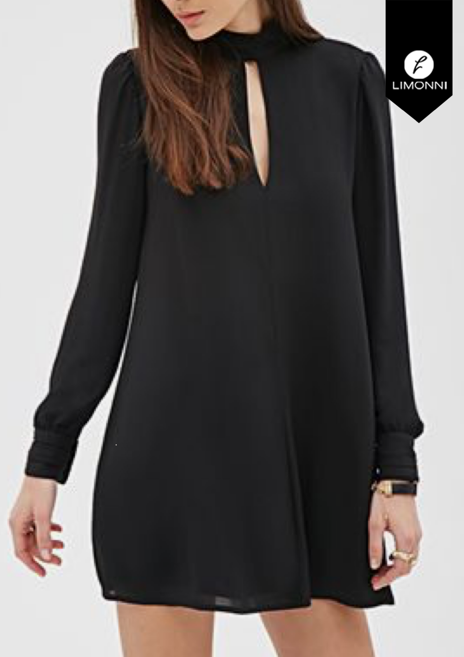 Vestidos para mujer Limonni Bennett LI1355 Cortos elegantes