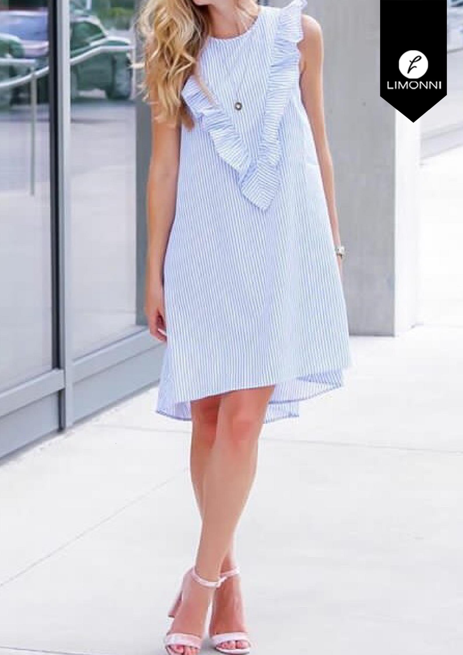 Vestidos para mujer Limonni Bennett LI1360 Cortos Casuales