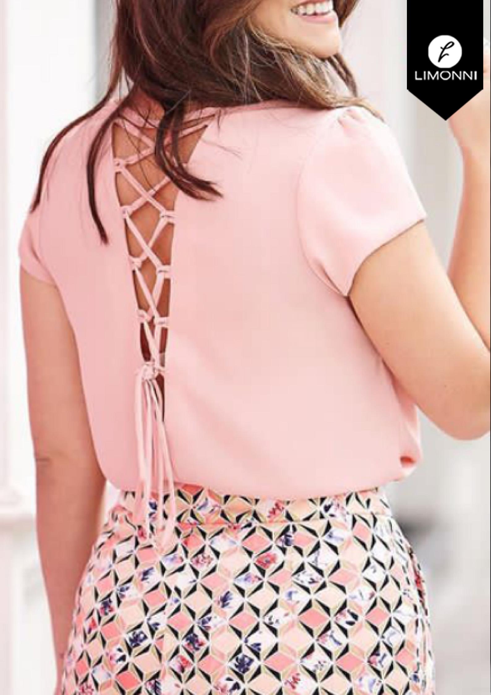 Blusas para mujer Limonni Bennett LI1364 Casuales
