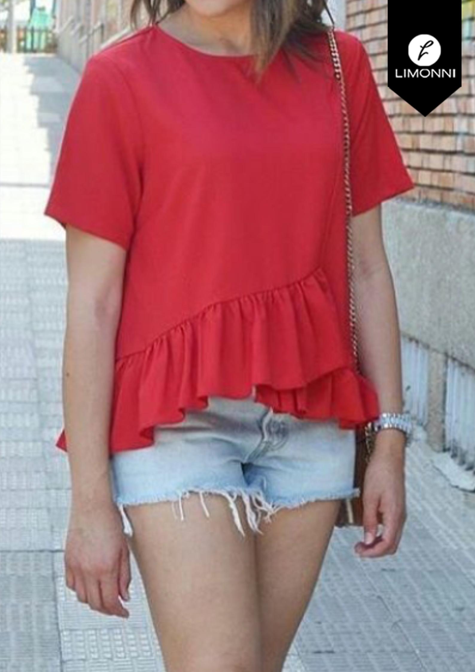 Blusas para mujer Limonni Bennett LI1367 Campesinas