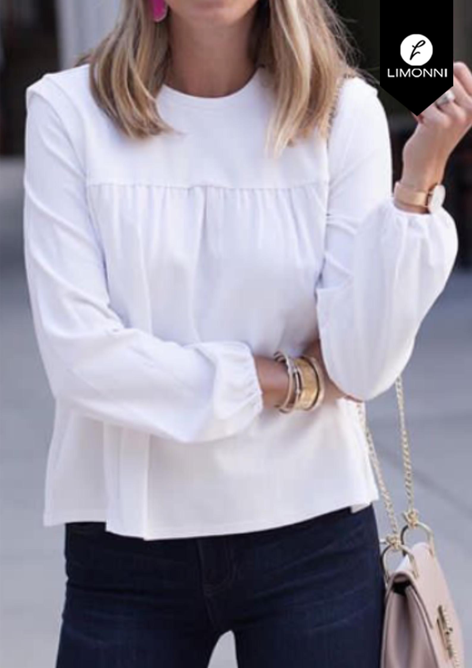 Blusas para mujer Limonni Bennett LI1369 Campesinas