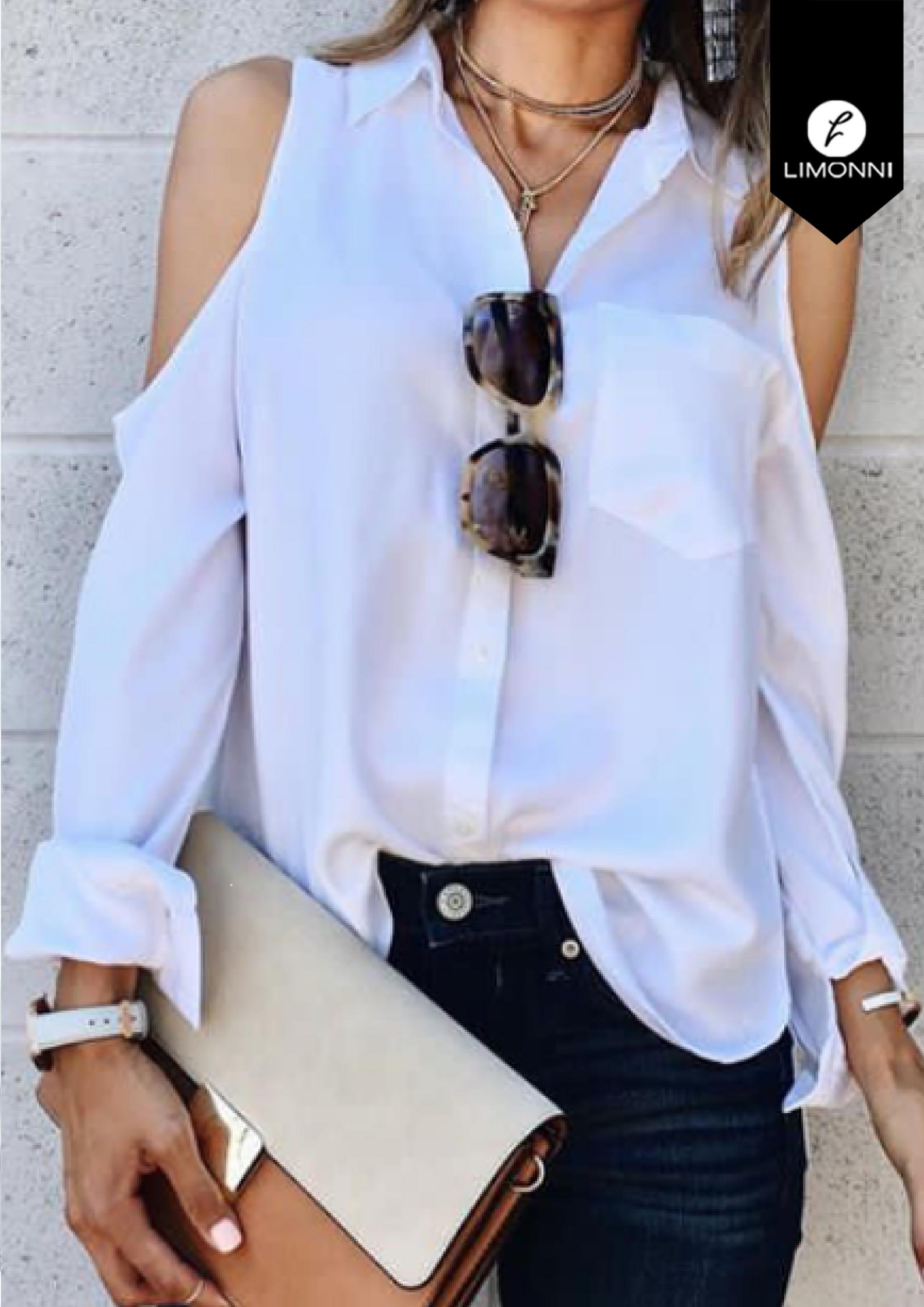 Blusas para mujer Limonni Bennett LI1374 Campesinas