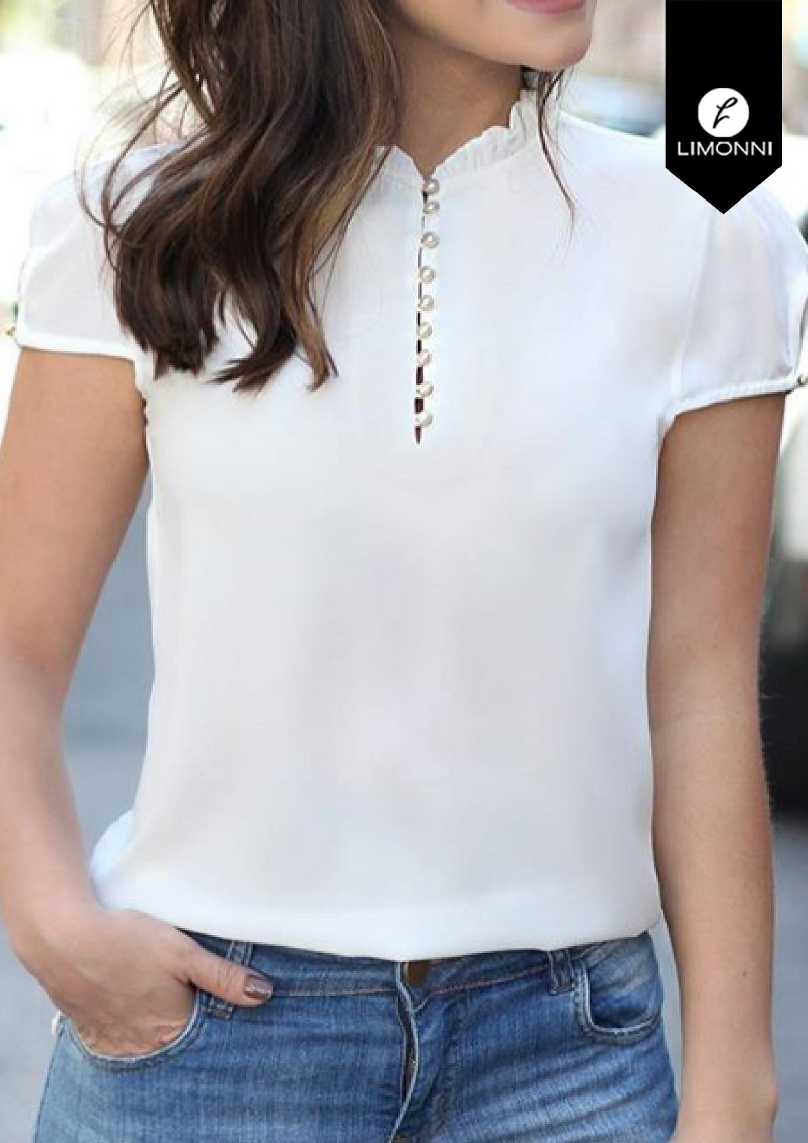 Blusas para mujer Limonni Bennett LI1379 Campesinas
