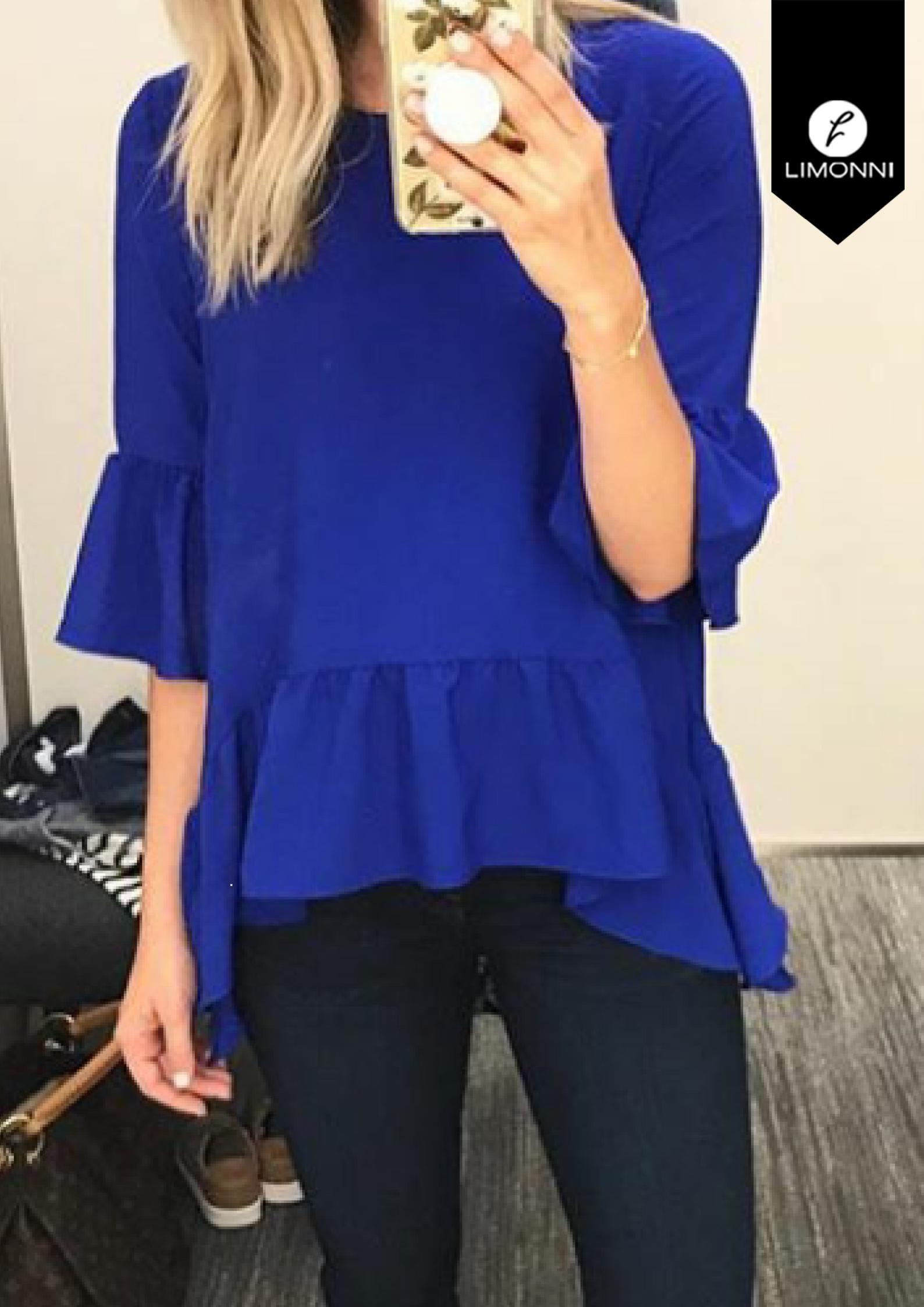 Blusas para mujer Limonni Bennett LI1380 Campesinas