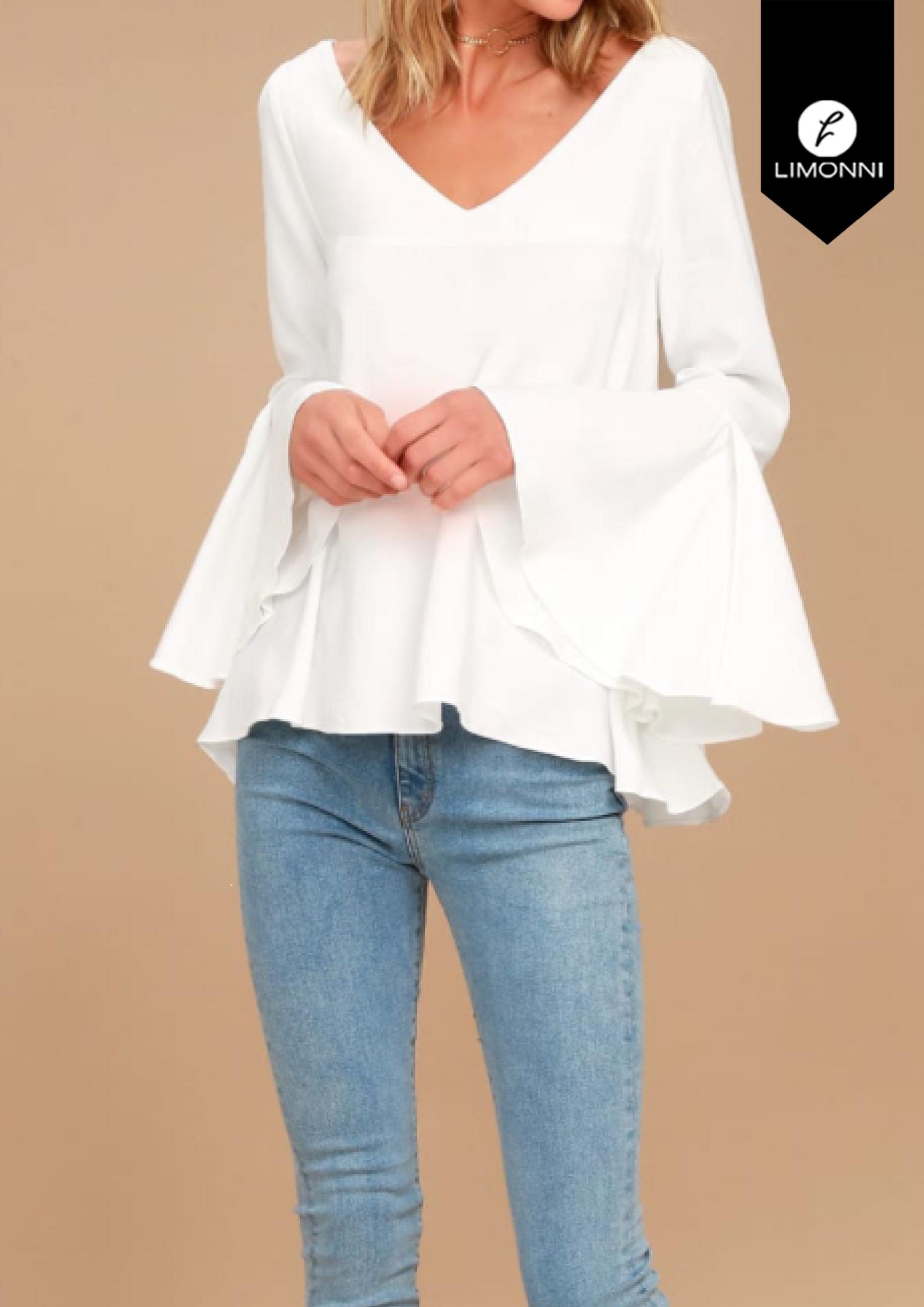 Blusas para mujer Limonni Bennett LI1386 Casuales