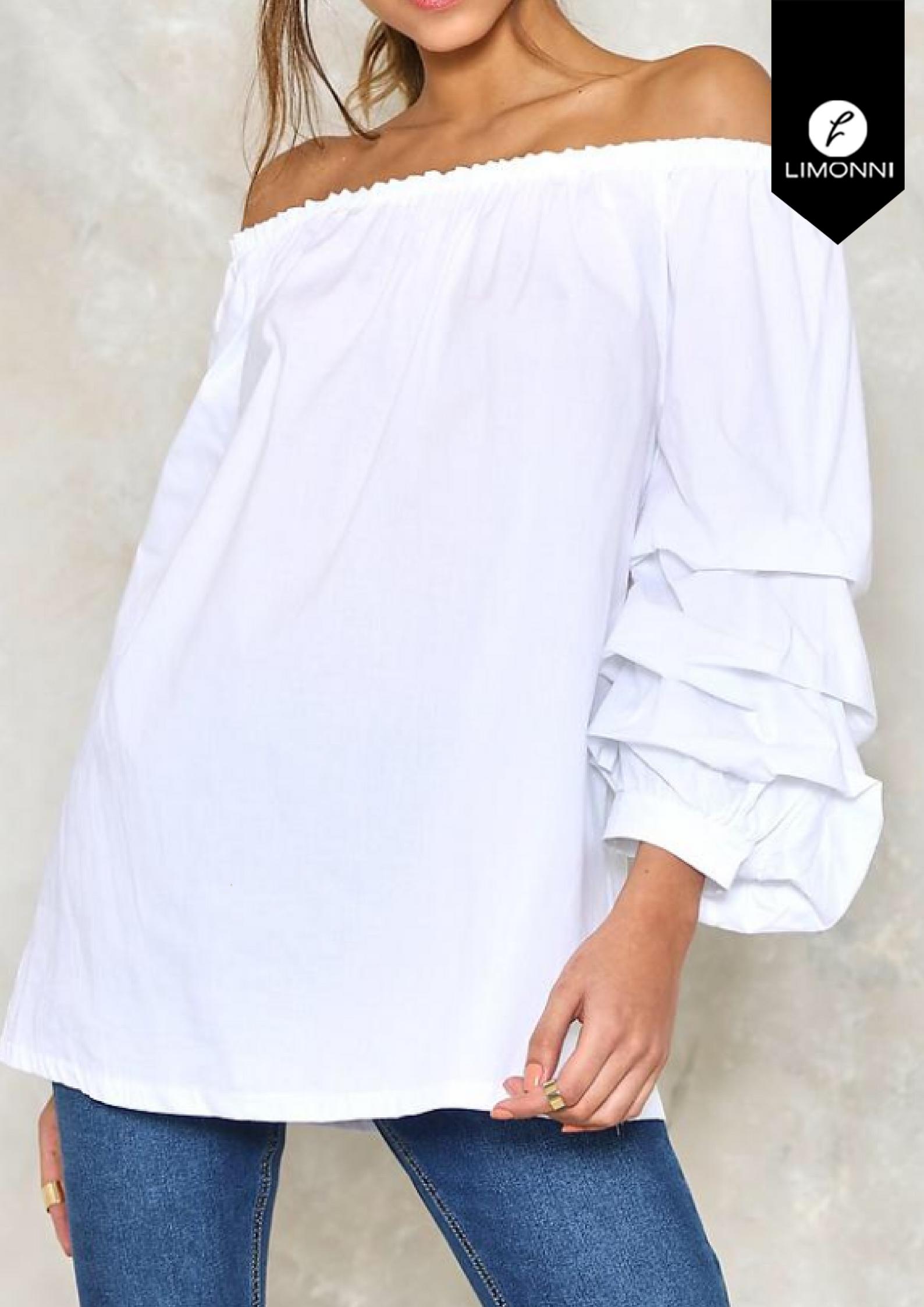 Blusas para mujer Limonni Bennett LI1387 Campesinas