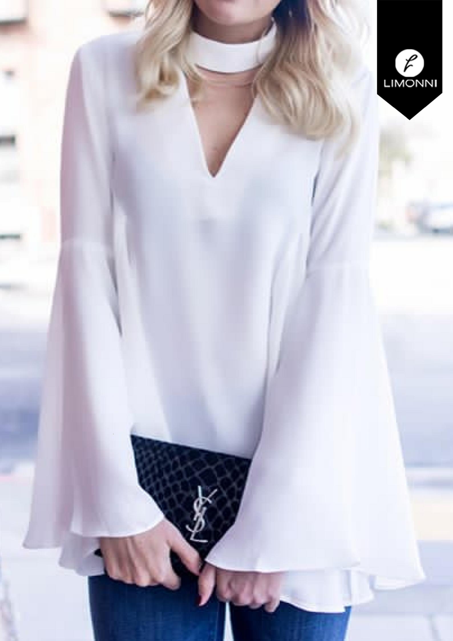 Blusas para mujer Limonni Bennett LI1397 Casuales