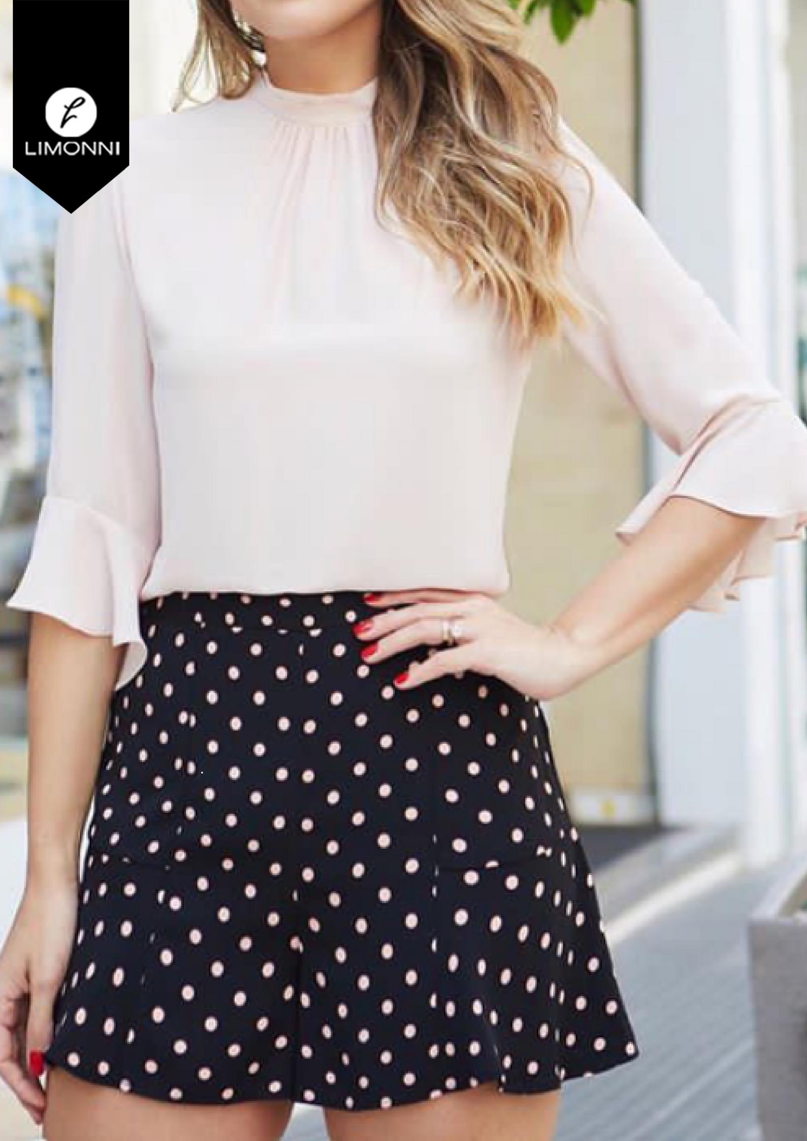Blusas para mujer Limonni Bennett LI1401 Casuales