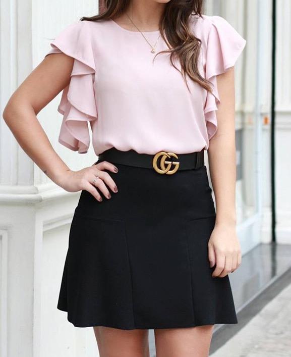 Faldas para mujer Limonni Bennett LI1411 Cortos Casuales