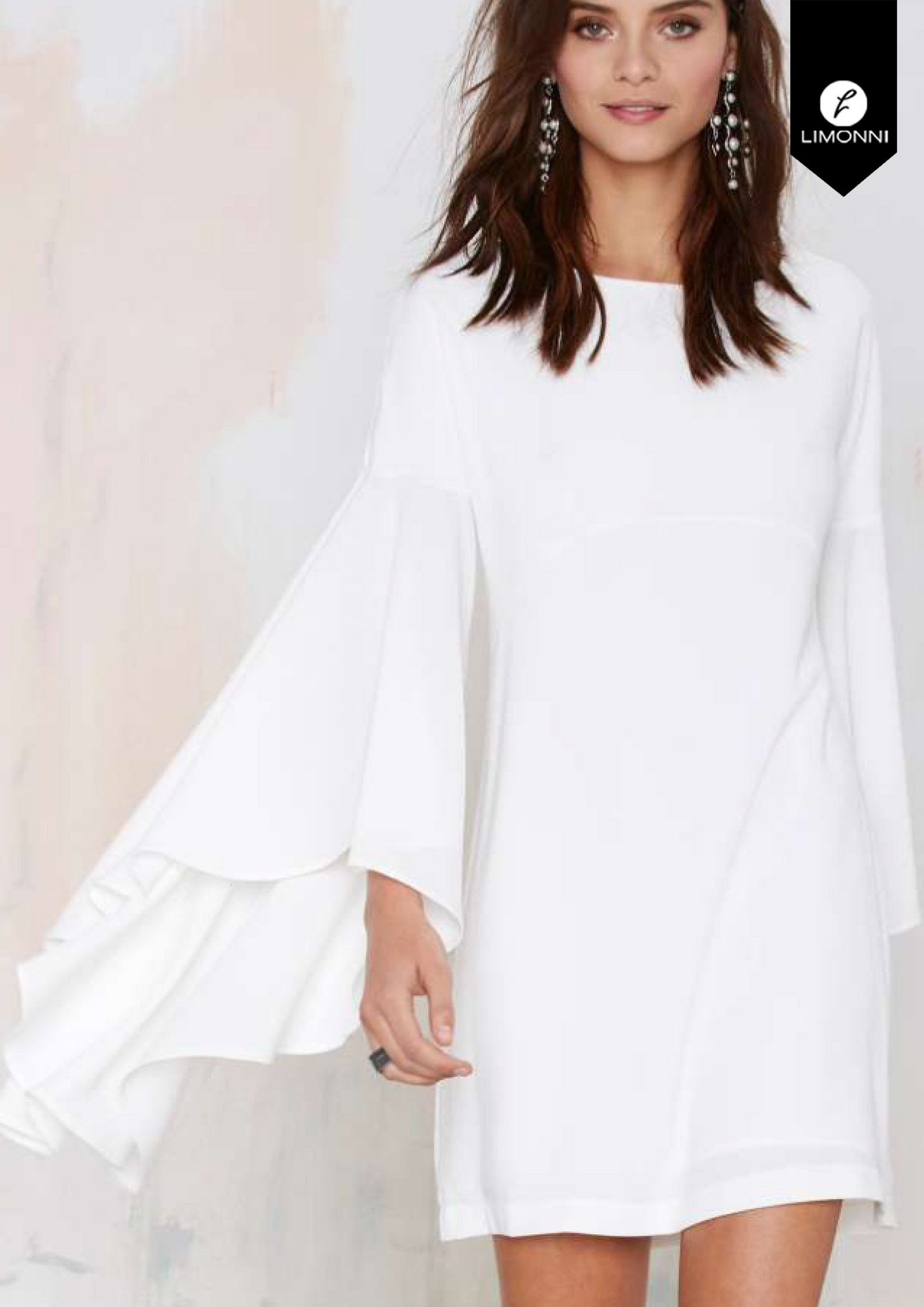 Vestidos para mujer Limonni Limonni LI1412 Cortos elegantes