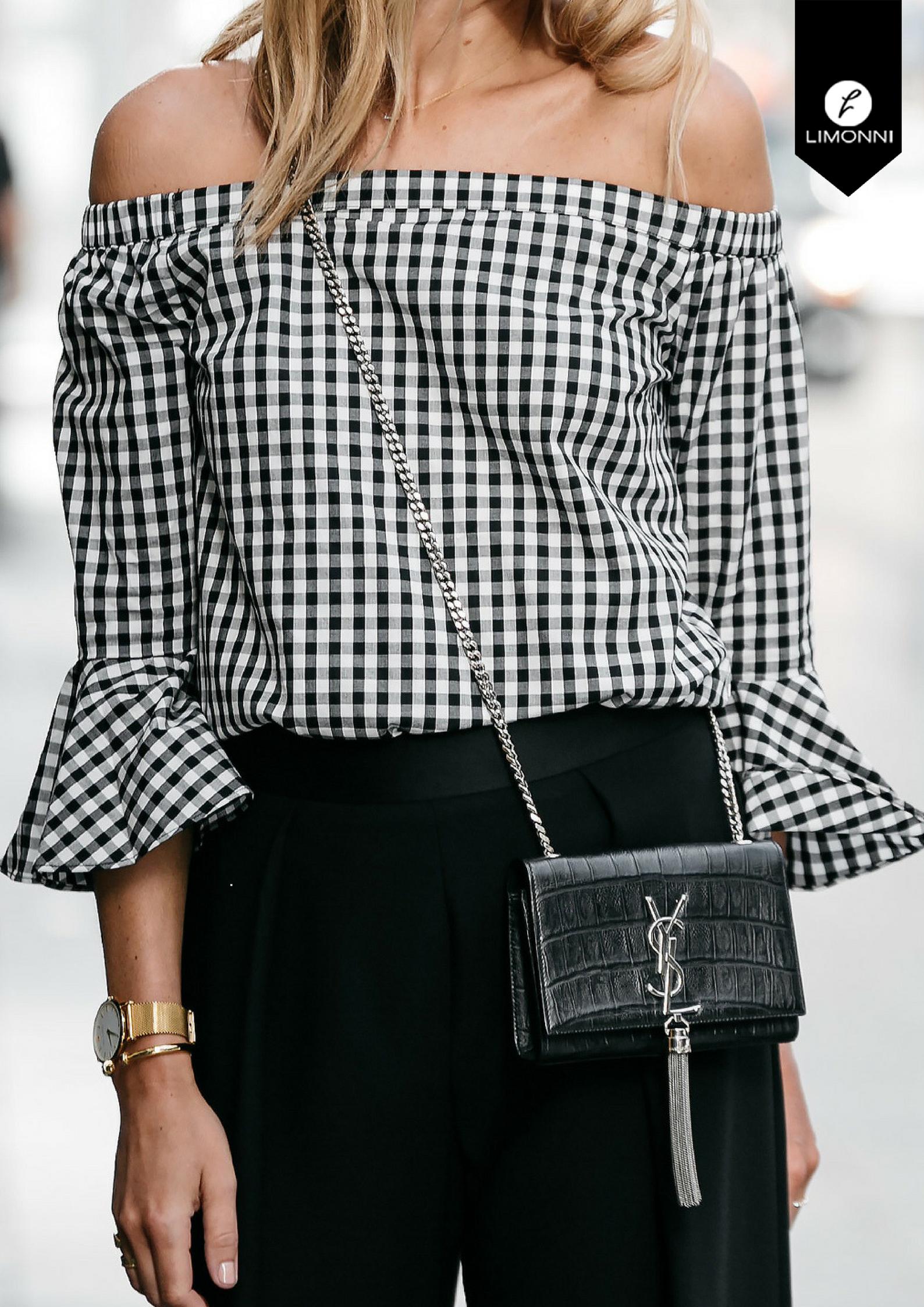 Blusas para mujer Limonni Novalee LI1419 Casuales