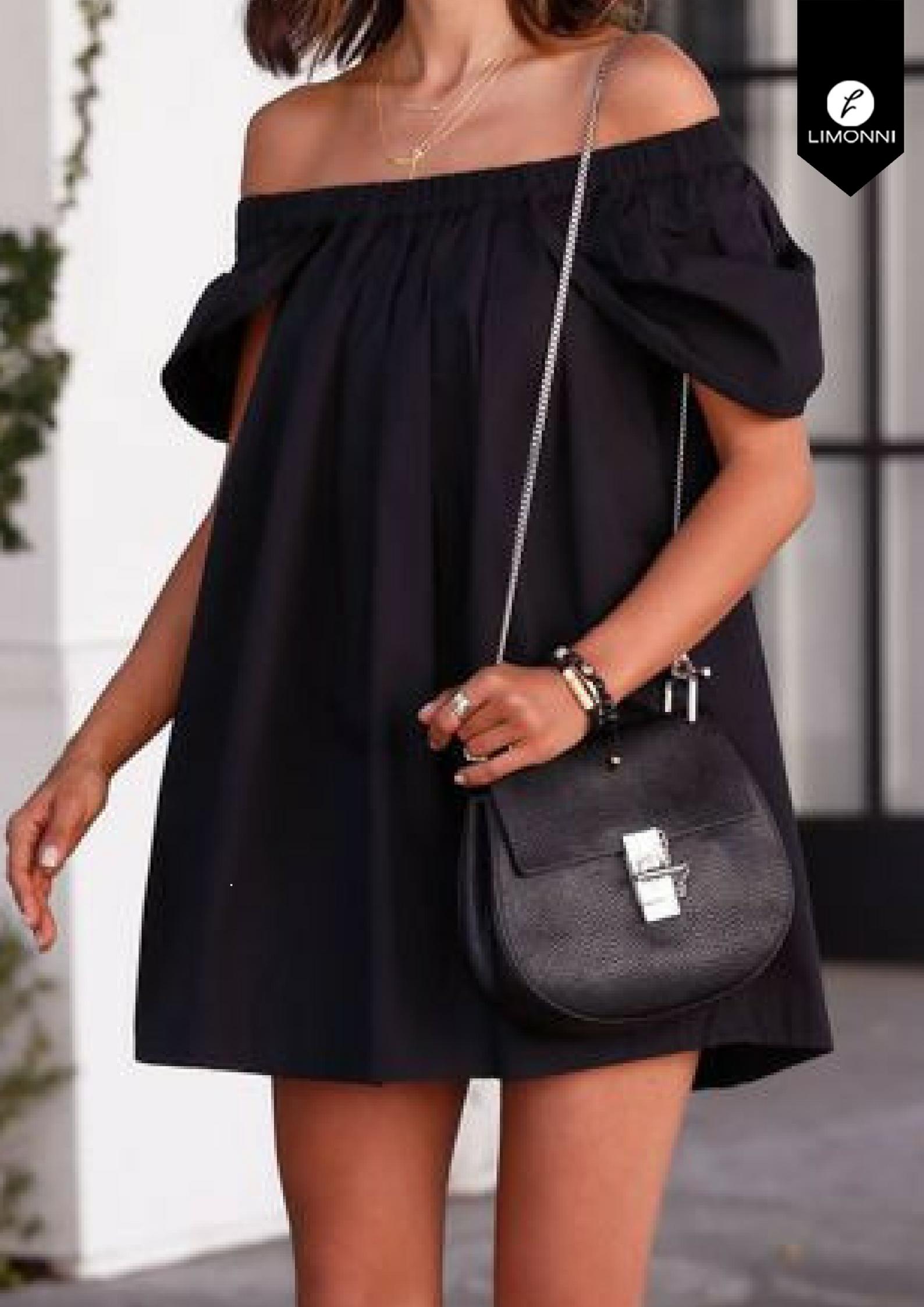 Vestidos para mujer Limonni Novalee LI1421 Cortos Casuales