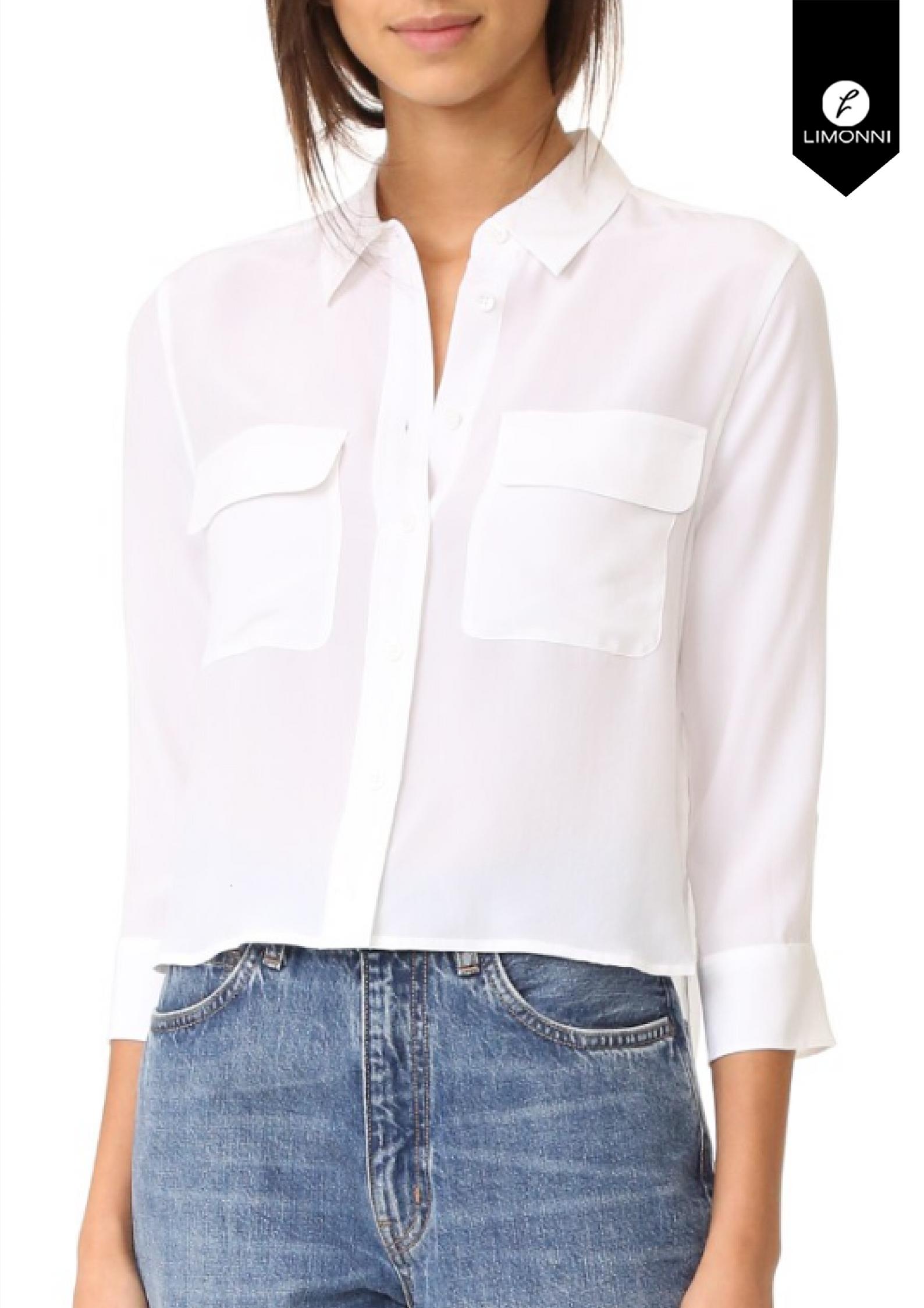 Blusas para mujer Limonni Novalee LI1433 Camiseras