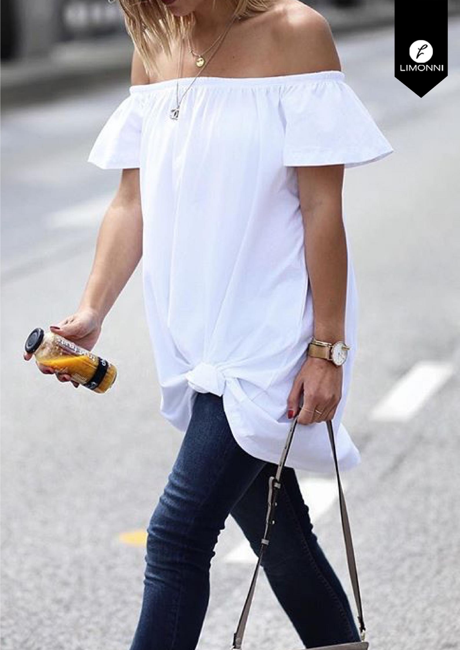 Blusas para mujer Limonni Novalee LI1439 Casuales