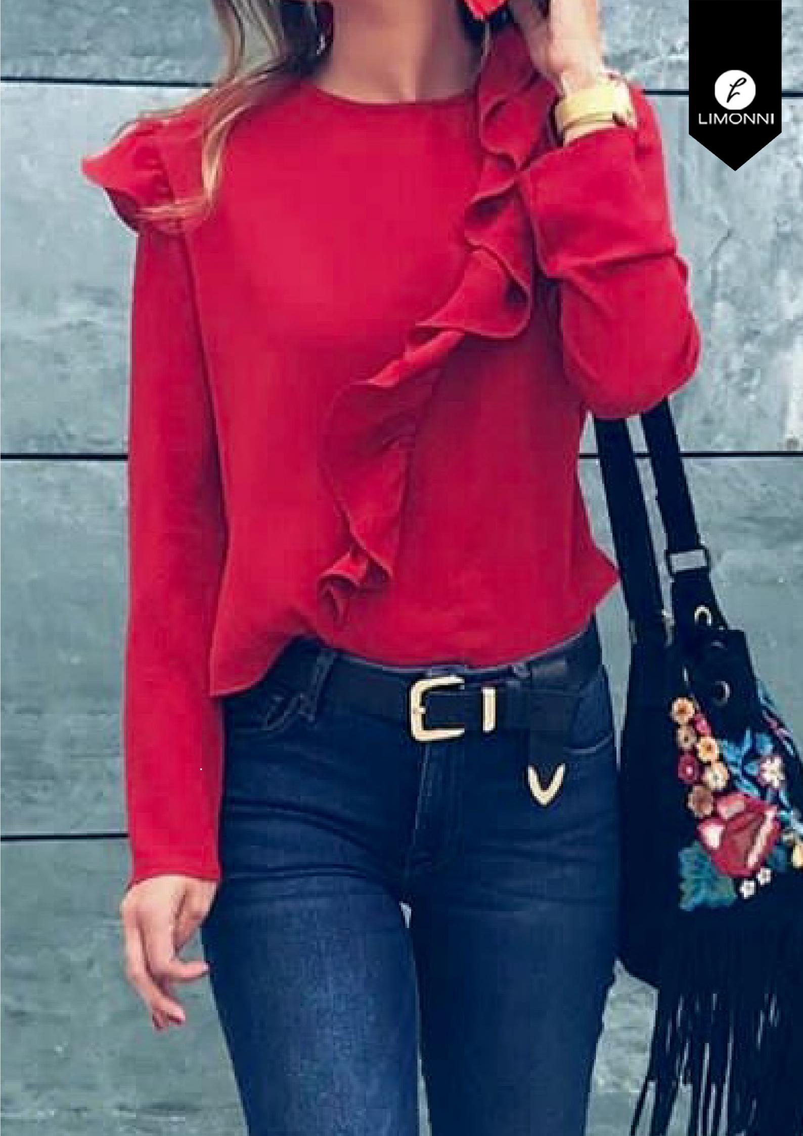 Blusas para mujer Limonni Novalee LI1440 Casuales