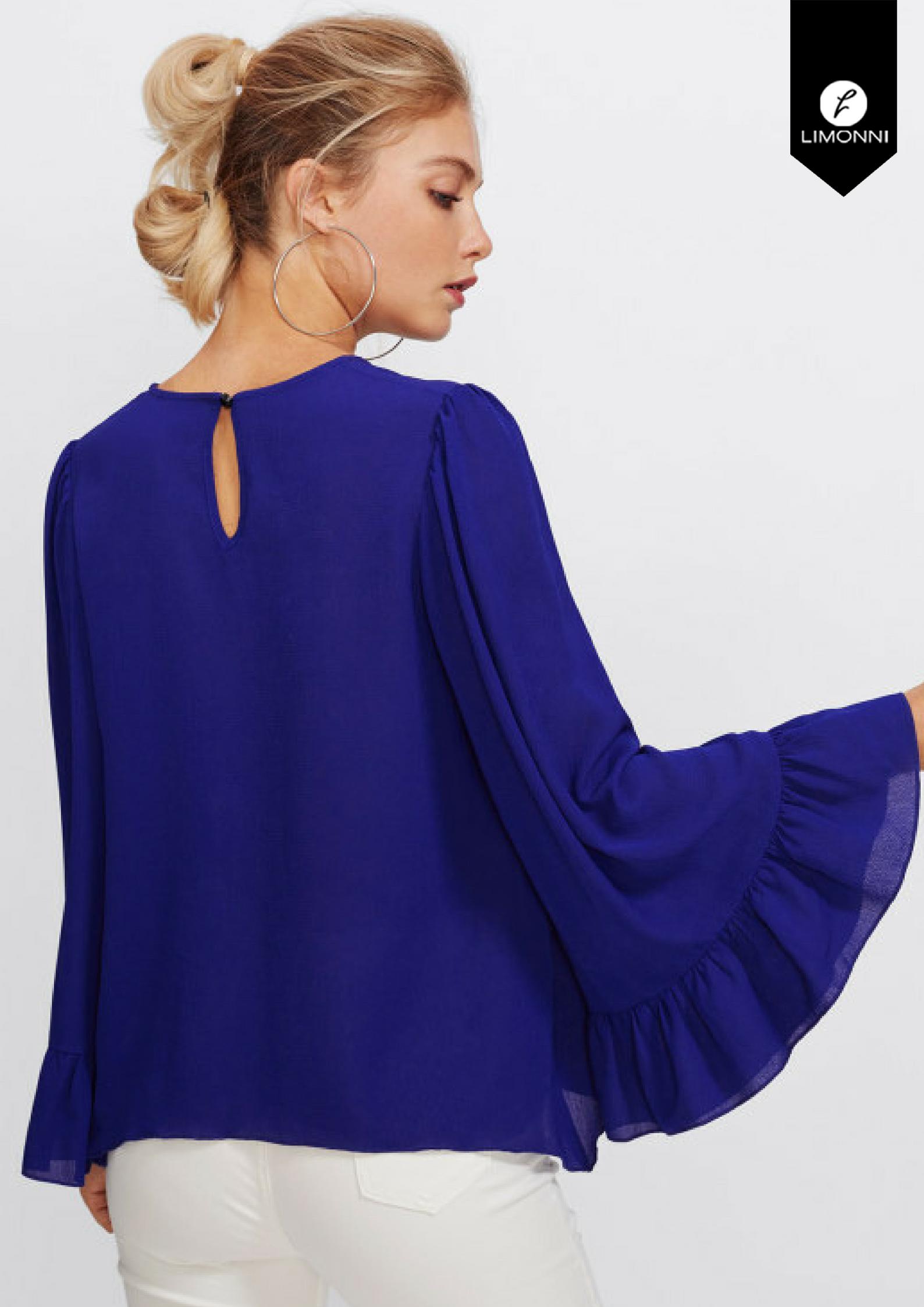 Blusas para mujer Limonni Novalee LI1446 Casuales