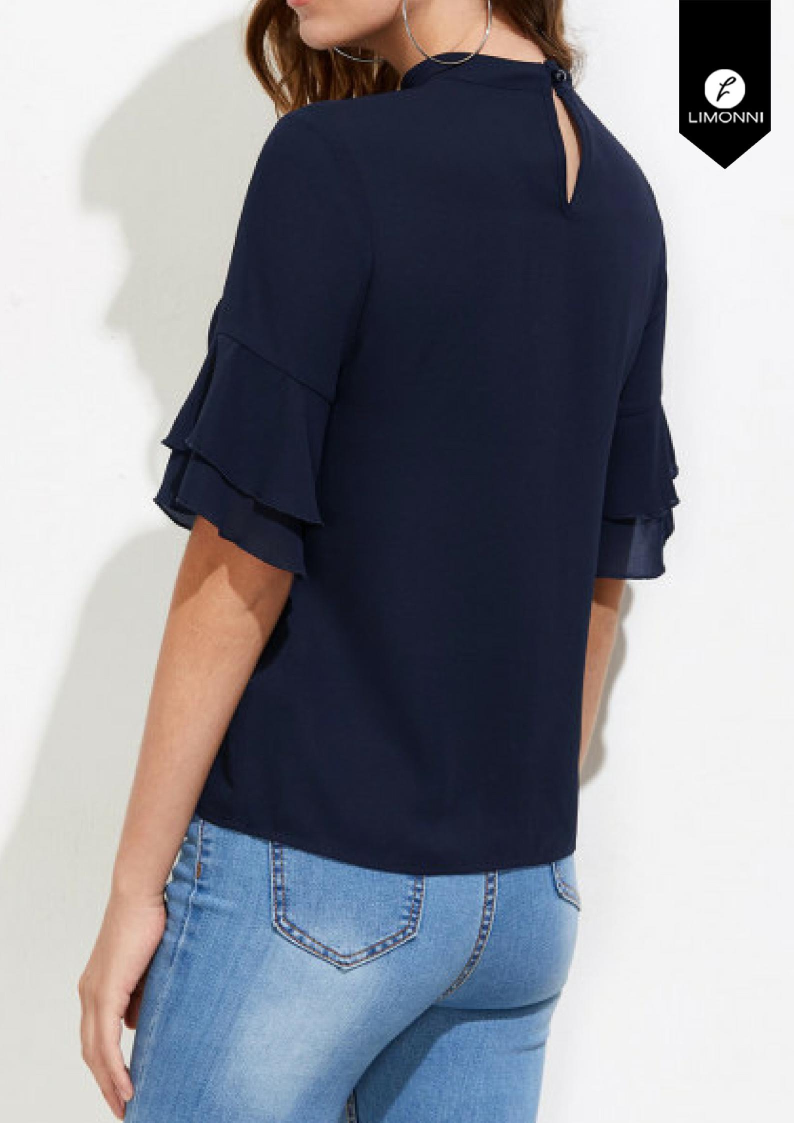 Blusas para mujer Limonni Novalee LI1447 Casuales
