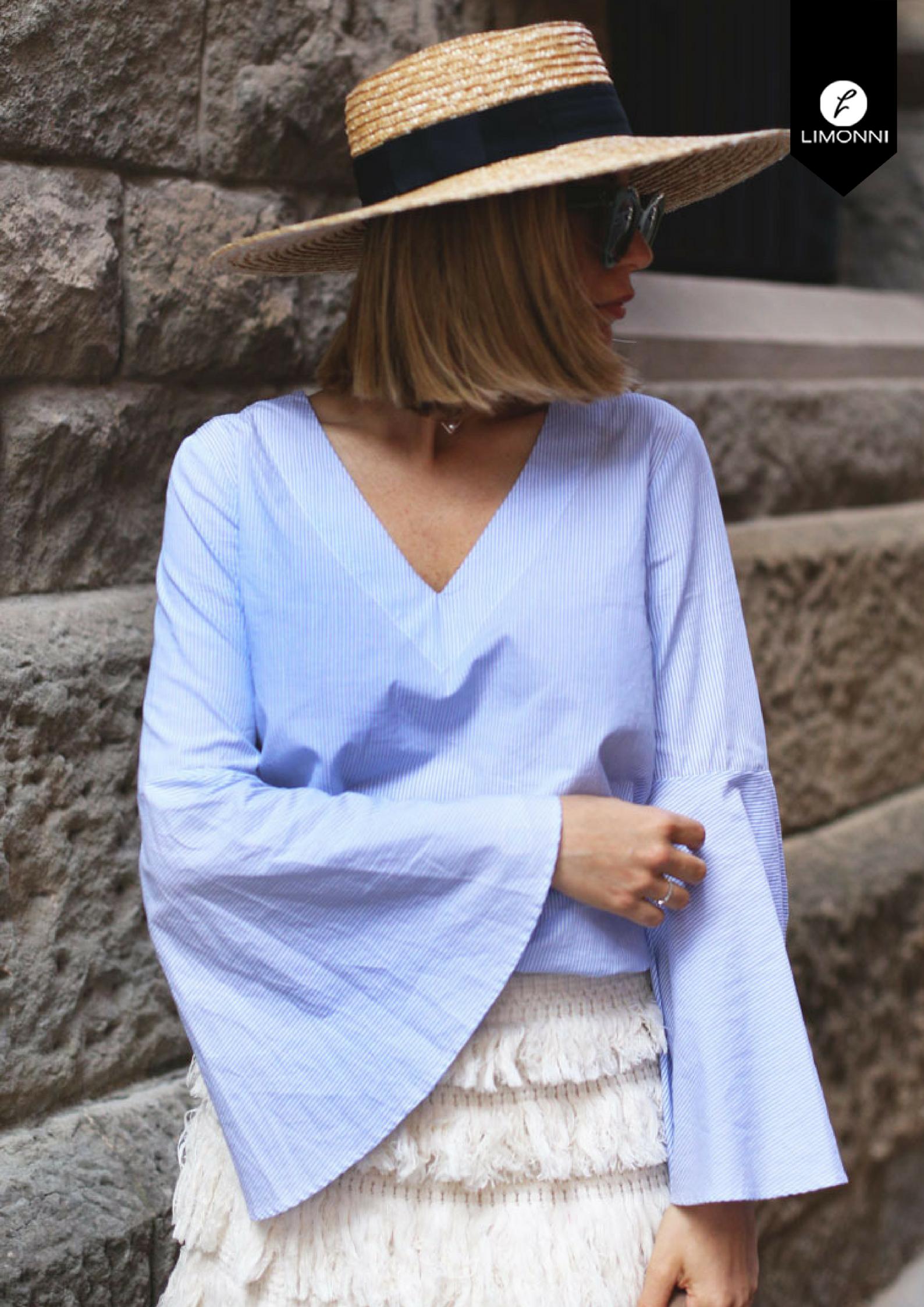Blusas para mujer Limonni Novalee LI1453 Casuales