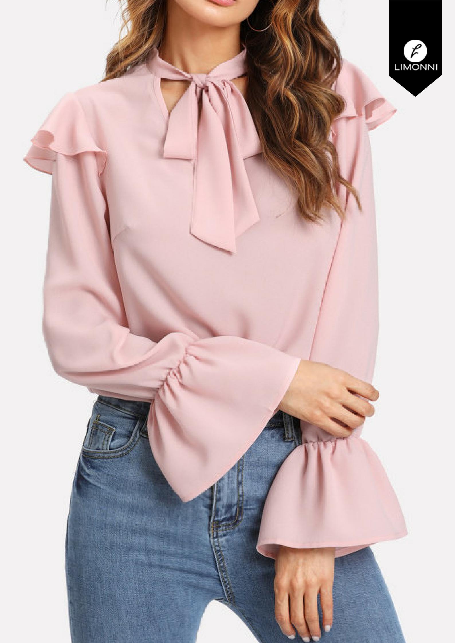 Blusas para mujer Limonni Novalee LI1460 Casuales