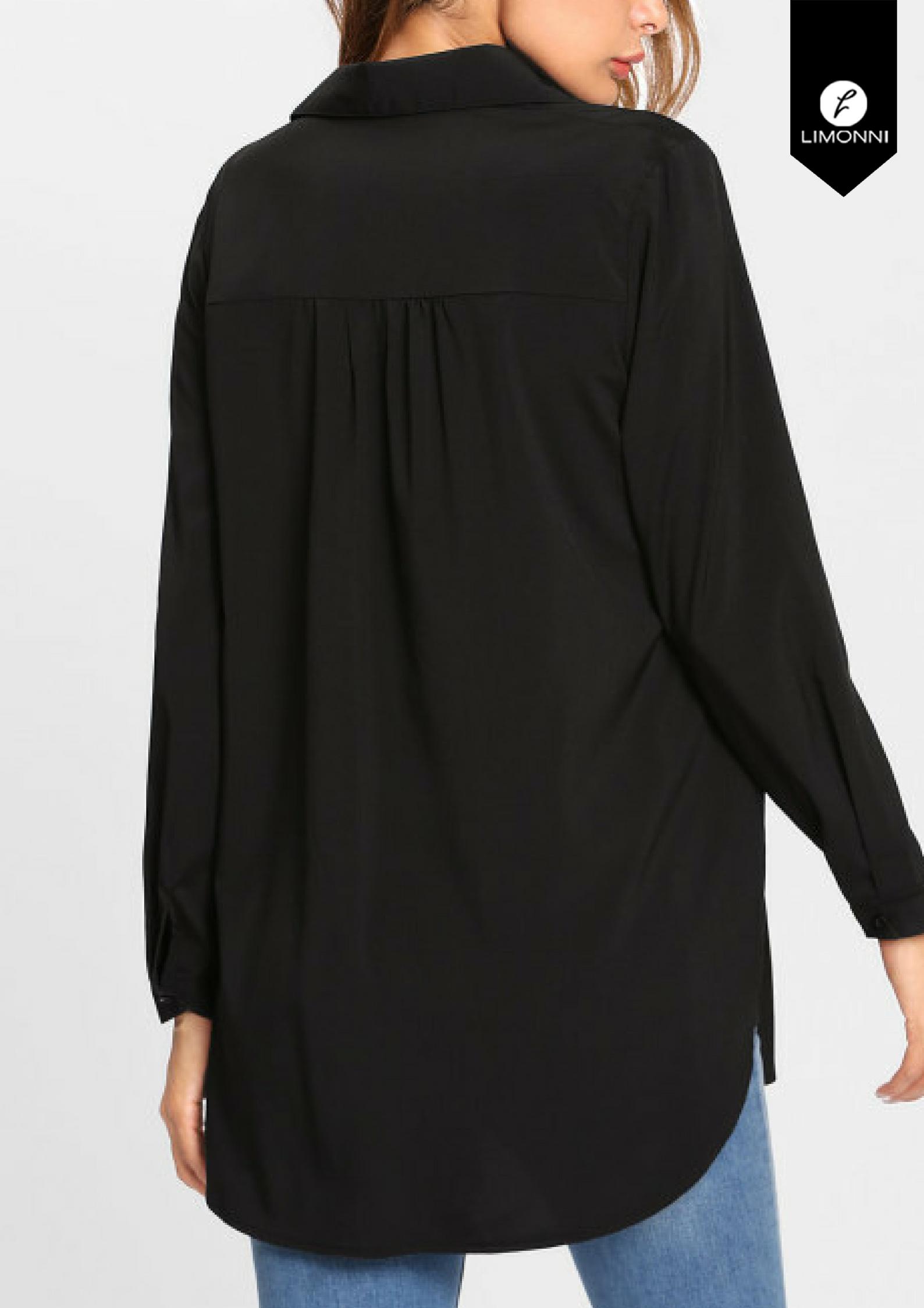 Blusas para mujer Limonni Novalee LI1469 Casuales