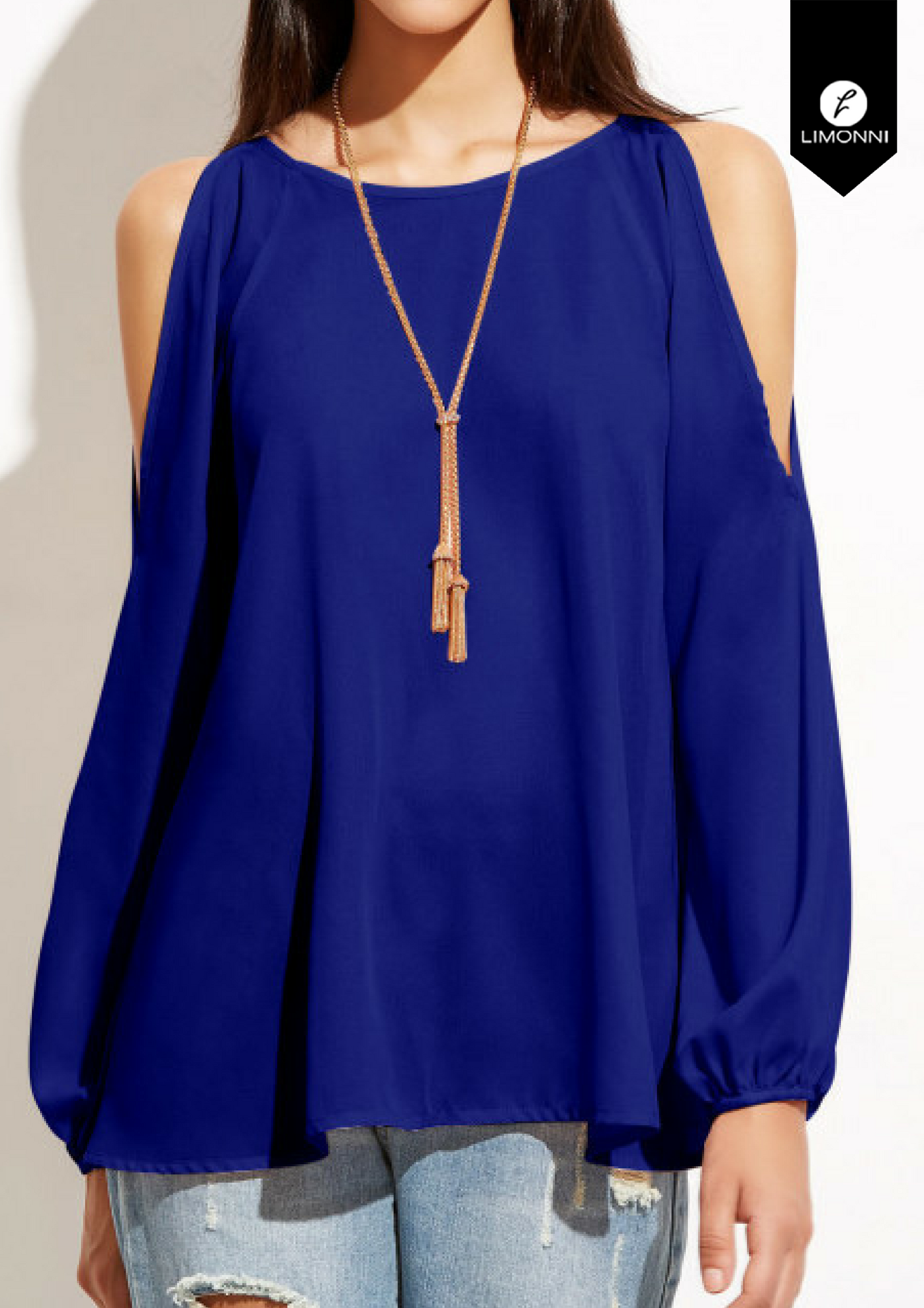 Blusas para mujer Limonni Novalee LI1474 Casuales