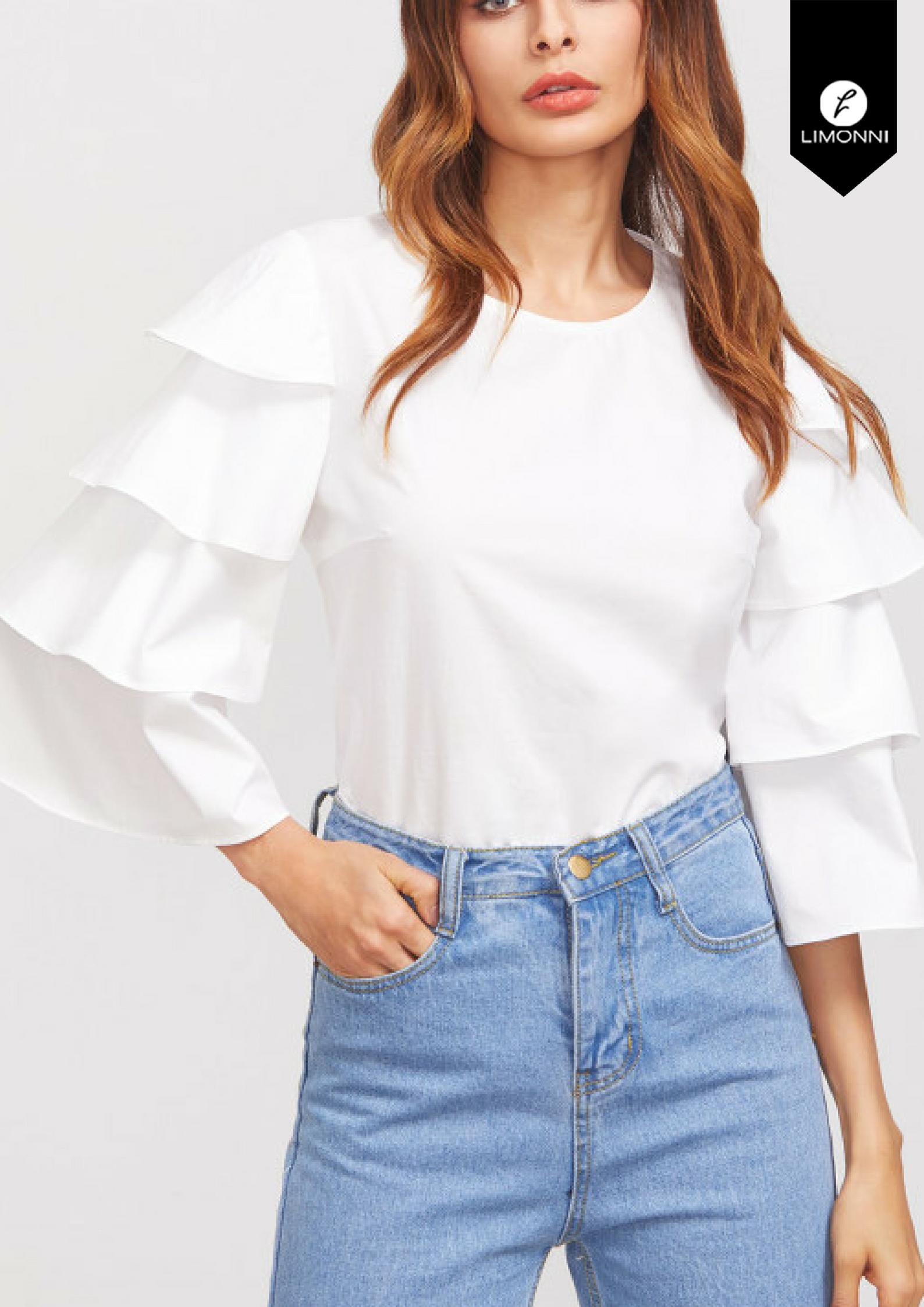Blusas para mujer Limonni Novalee LI1475 Casuales