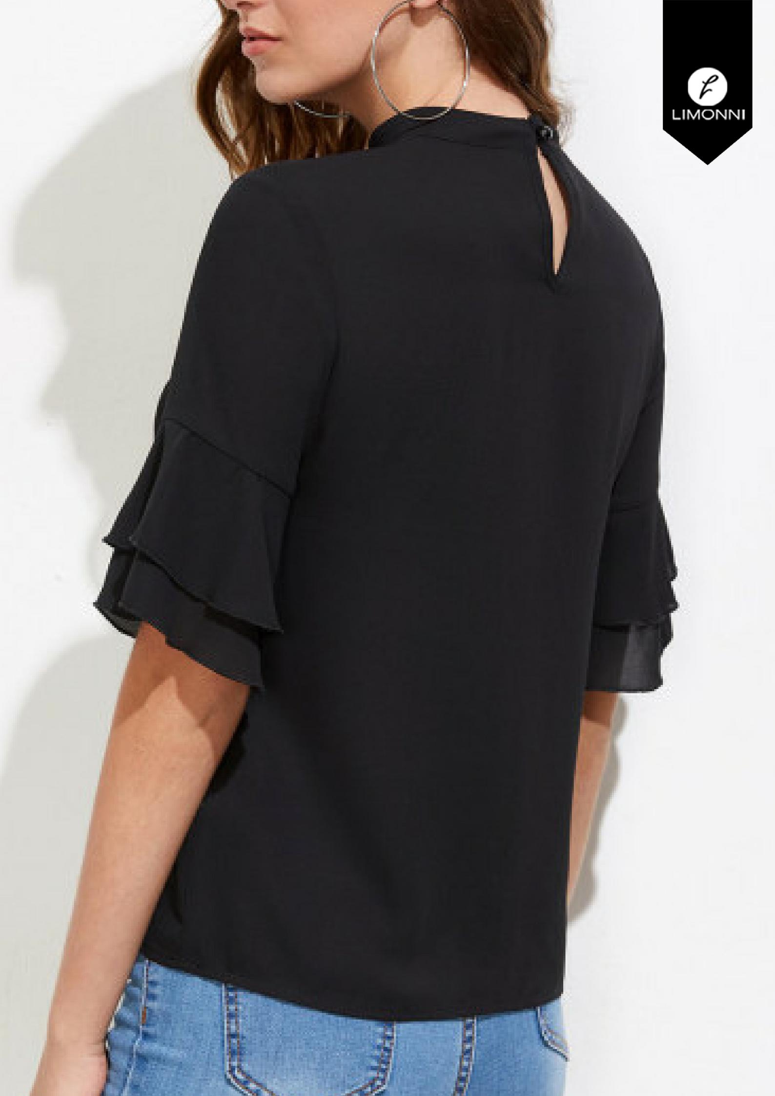 Blusas para mujer Limonni Novalee LI1476 Casuales
