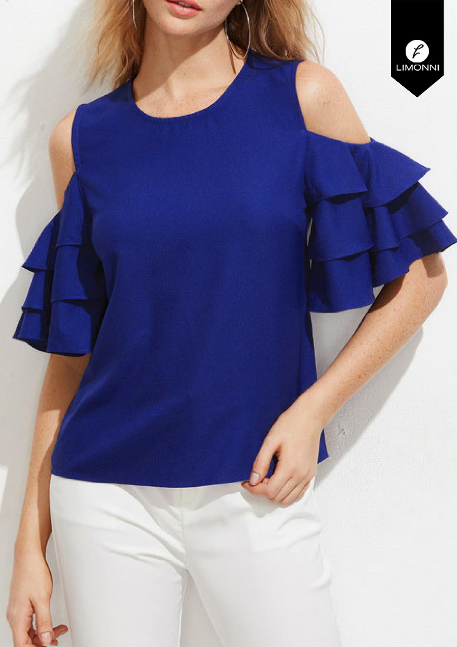 Blusas para mujer Limonni Novalee LI1477 Casuales