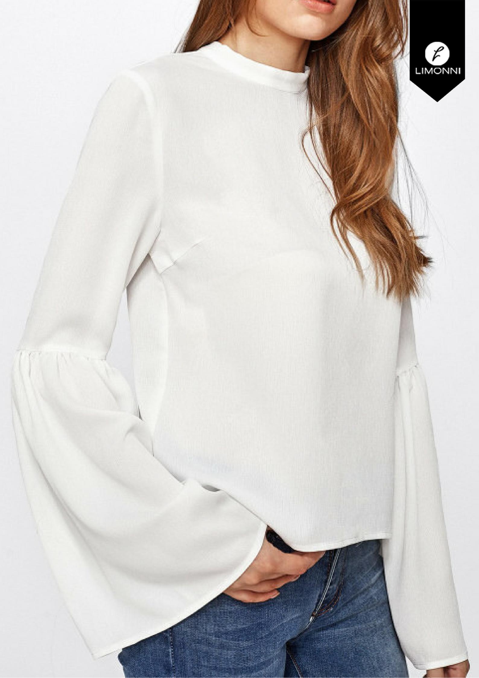 Blusas para mujer Limonni Novalee LI1478 Casuales