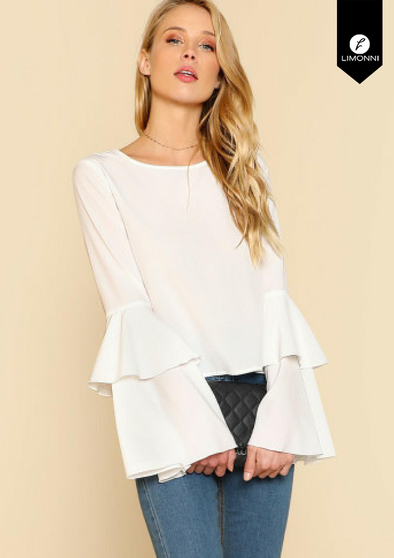 Blusas para mujer Limonni Novalee LI1480 Casuales