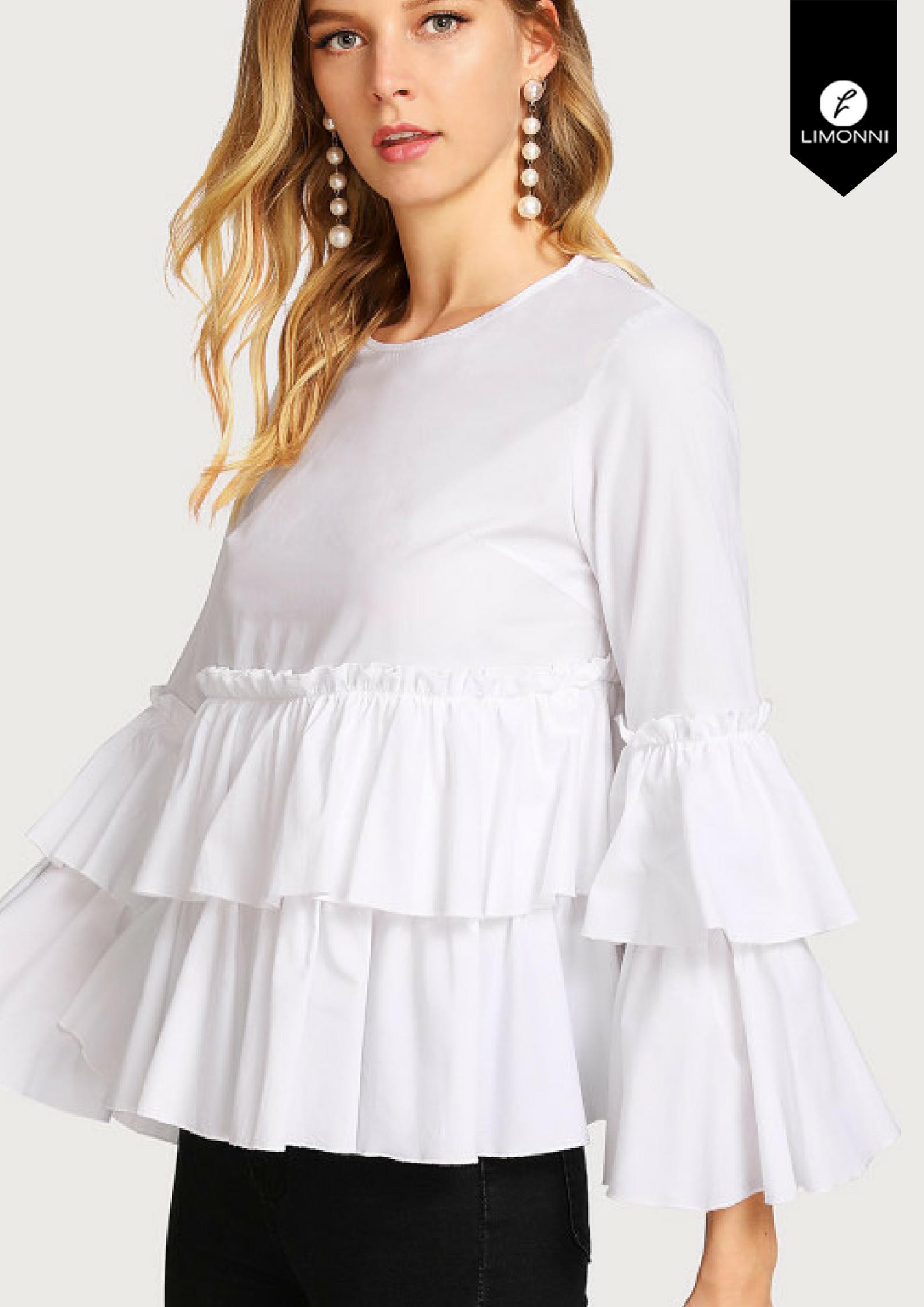 Blusas para mujer Limonni Novalee LI1483 Casuales
